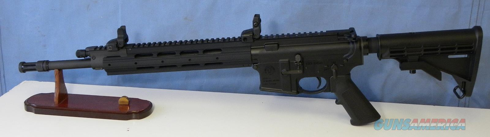 Ruger SR-556  5912  Guns > Rifles > Ruger Rifles > SR Series