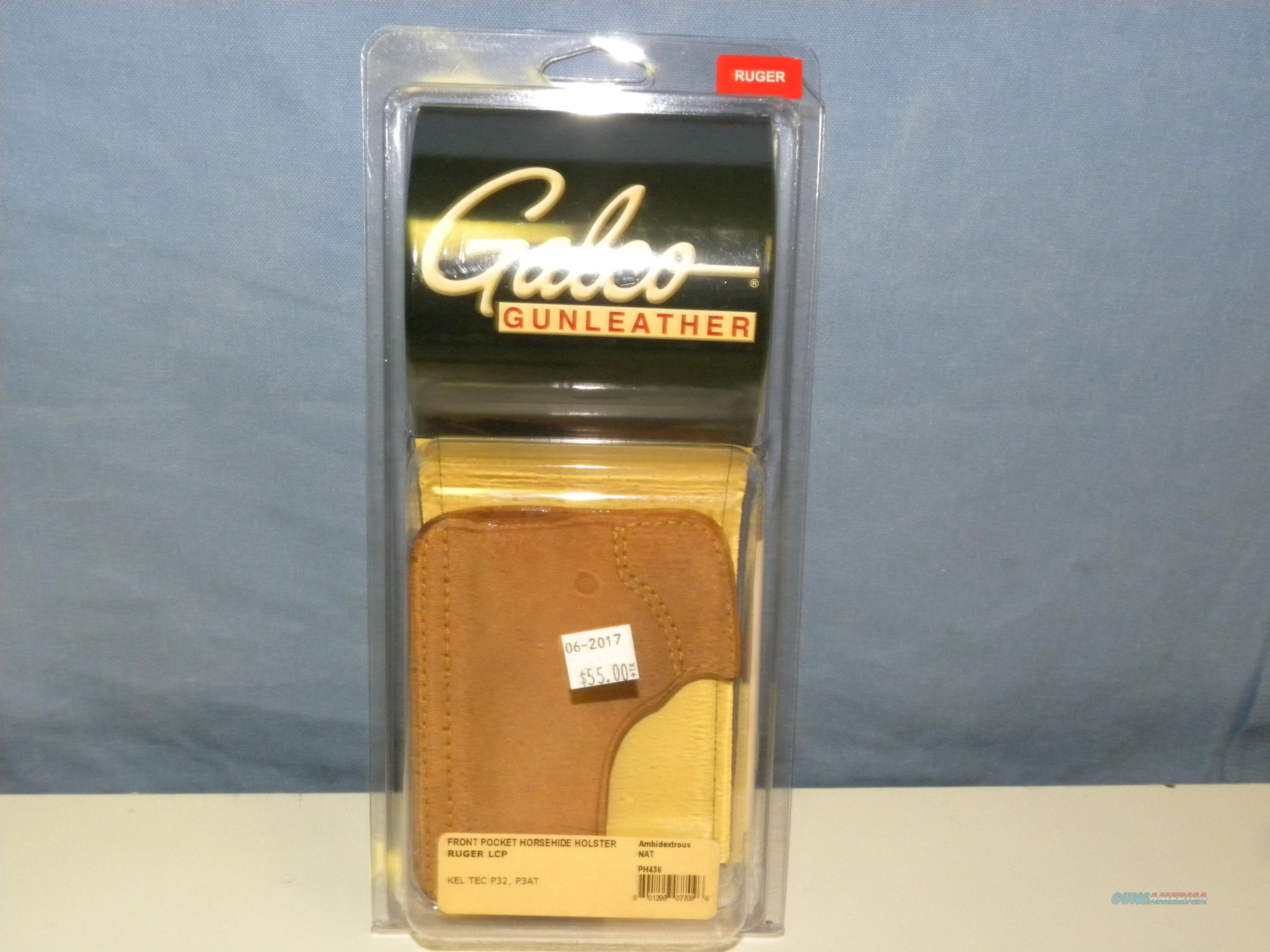 Galco Front Pocket Holster Ruger LCP (PH436)  Non-Guns > Holsters and Gunleather > Concealed Carry