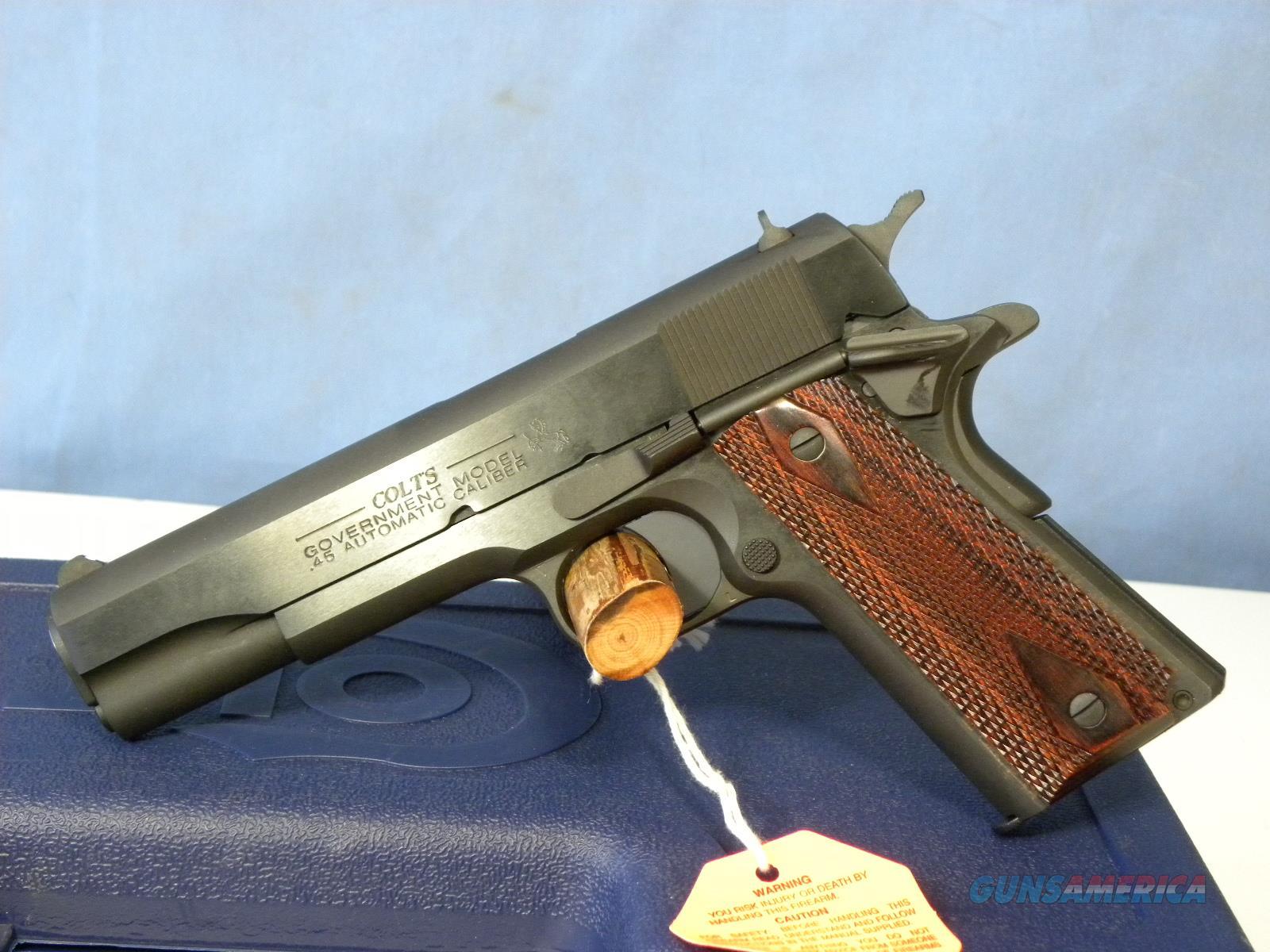 Colt  1991A1 .45 ACP  Guns > Pistols > Colt Automatic Pistols (1911 & Var)