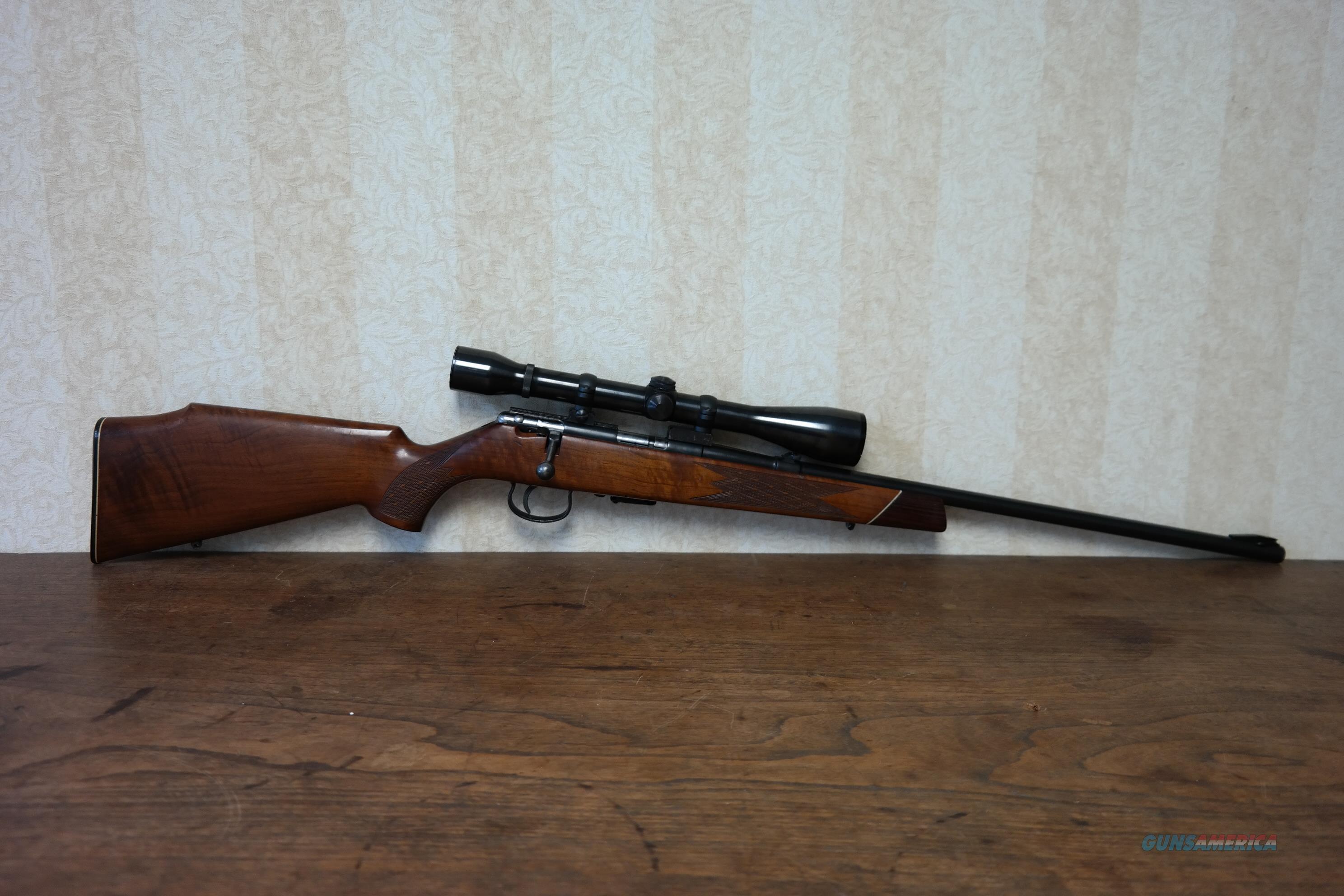Savage Anschutz 141M .22 Magnum  Guns > Rifles > Anschutz Rifles