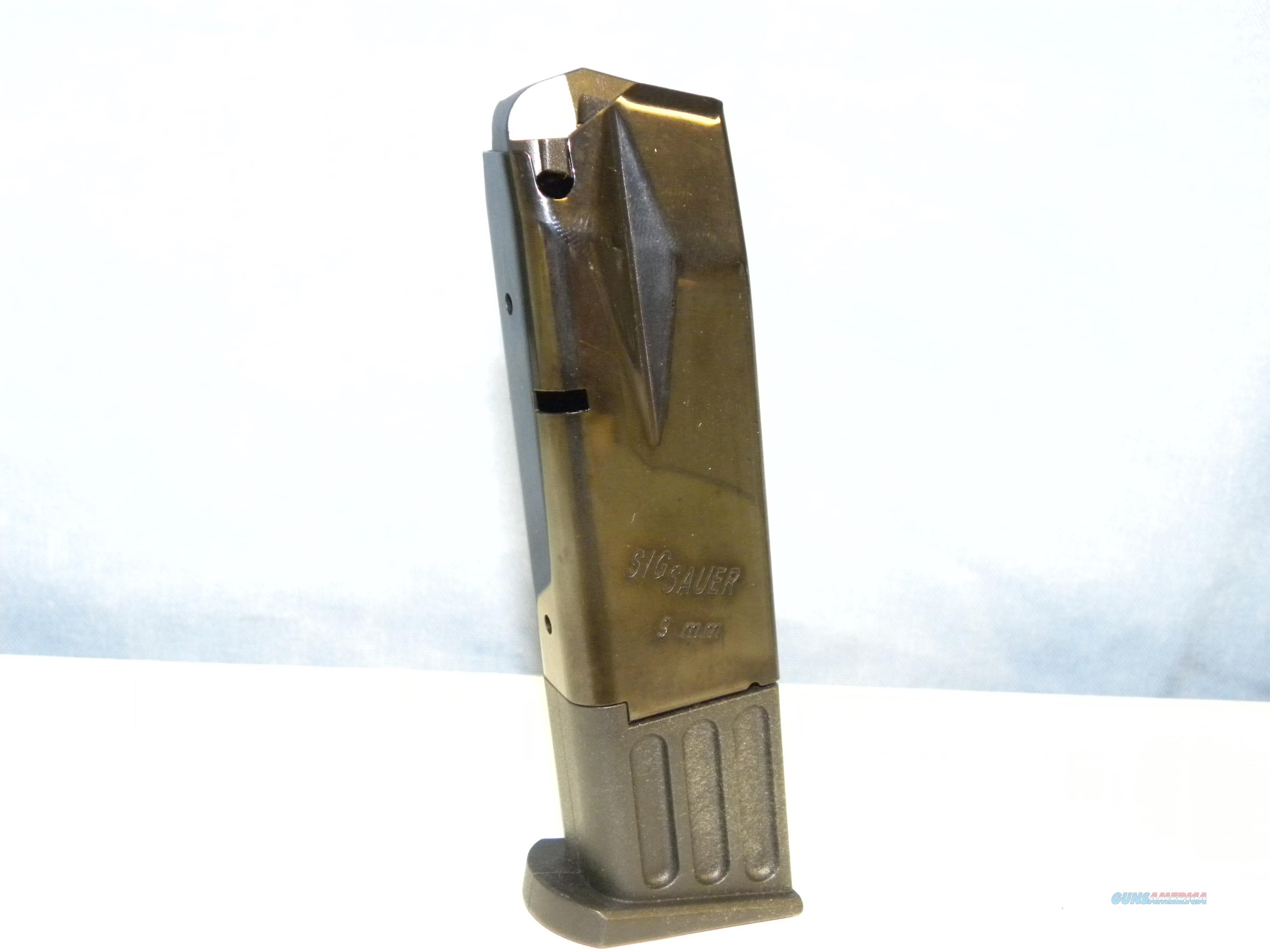Sig Sauer 226 9mm Magazine 10 RD New No Box  Non-Guns > Magazines & Clips > Pistol Magazines > Sig