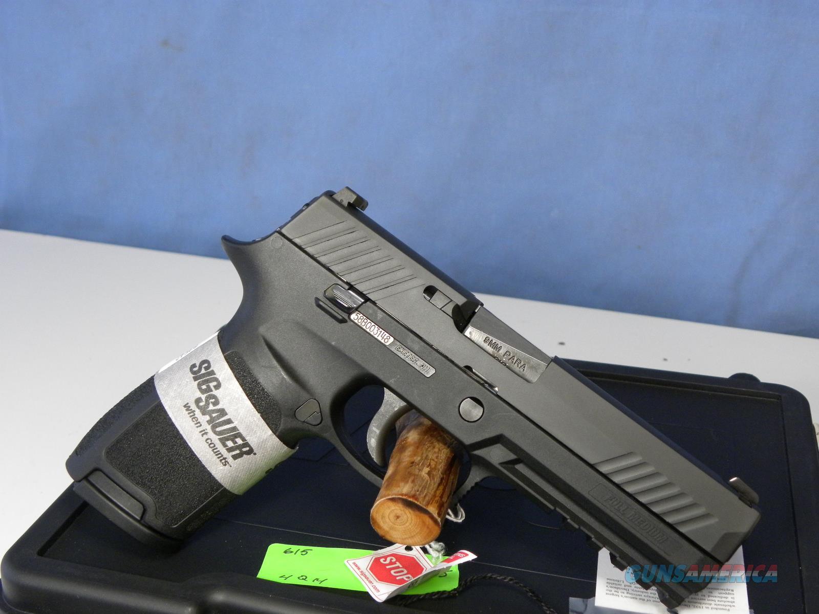 Sig Sauer 320F-9-B  Guns > Pistols > Sig - Sauer/Sigarms Pistols > P320
