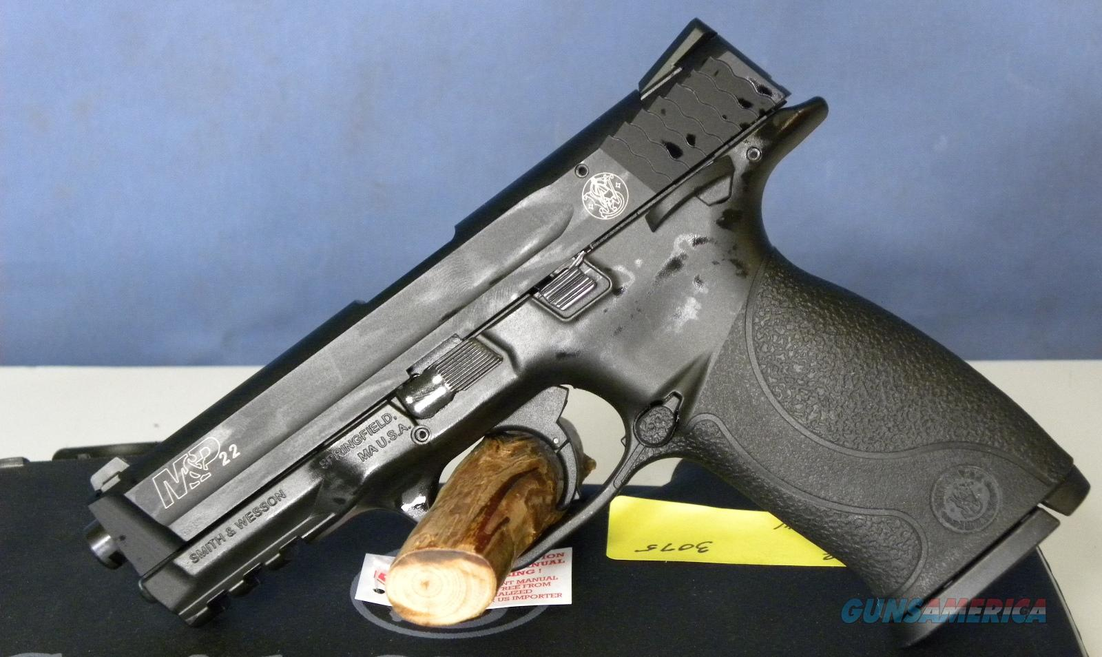 S&W M&P .22 LR 222000  Guns > Pistols > Smith & Wesson Pistols - Autos > Polymer Frame