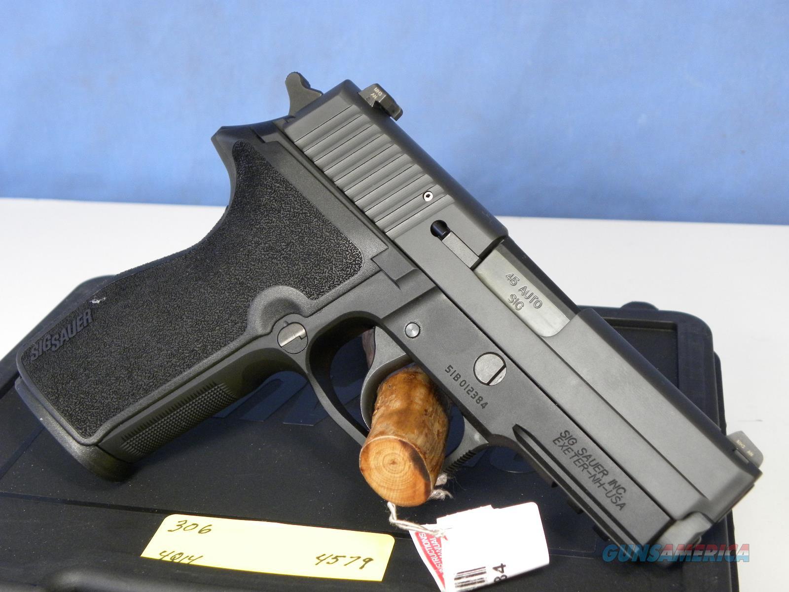 Sig Sauer 227R3-45-BSS  Guns > Pistols > Sig - Sauer/Sigarms Pistols > P227