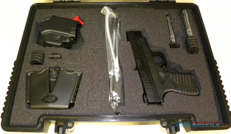 "Springfield XD(S) 9mm 4.0""  Guns > Pistols > Springfield Armory Pistols > XD-S"