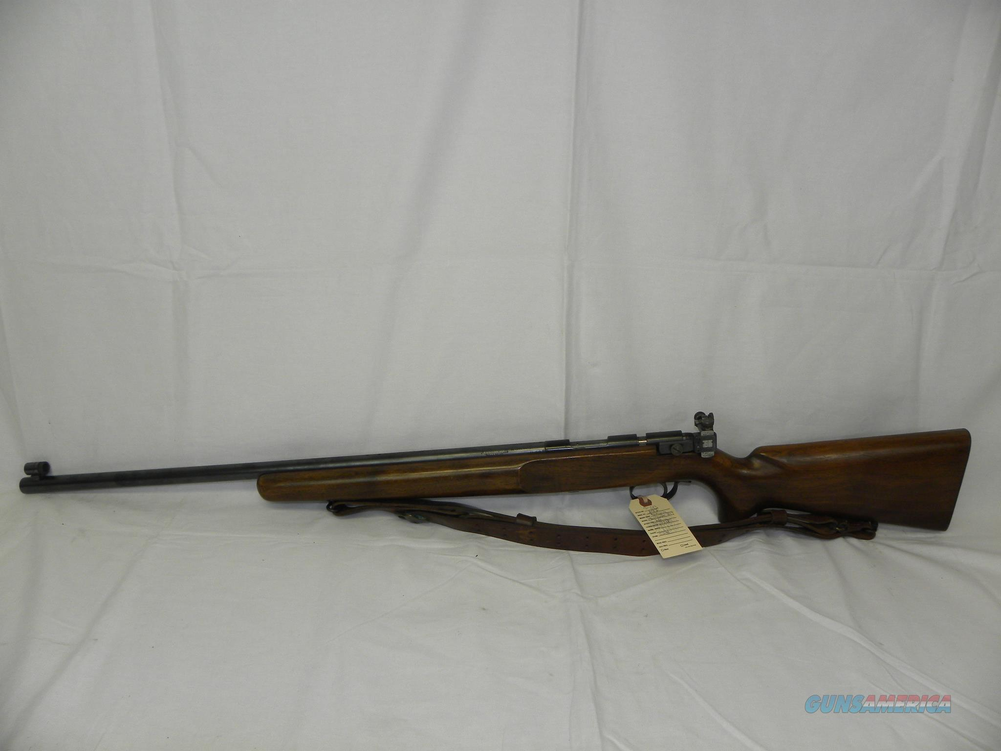 Remington Matchmaster 513-T  Guns > Rifles > Remington Rifles - Modern > .22 Rimfire Models