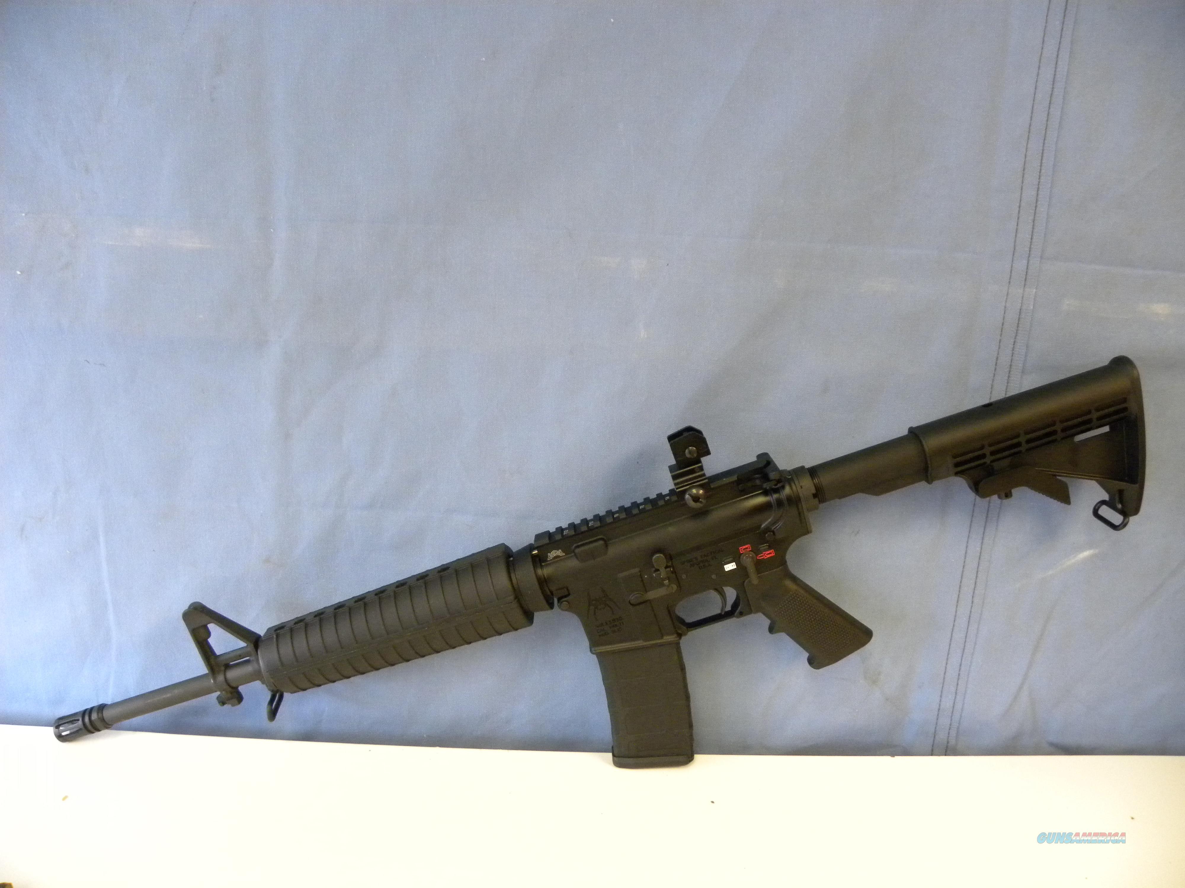 Custom Spikes Tactical AR15  Guns > Rifles > AR-15 Rifles - Small Manufacturers > Complete Rifle