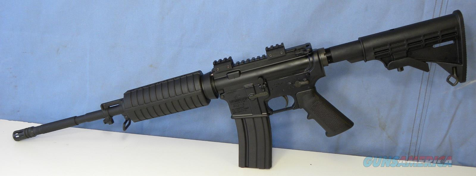 Bushmaster XM15 Optics Ready Carbine   Guns > Rifles > Bushmaster Rifles > Complete Rifles