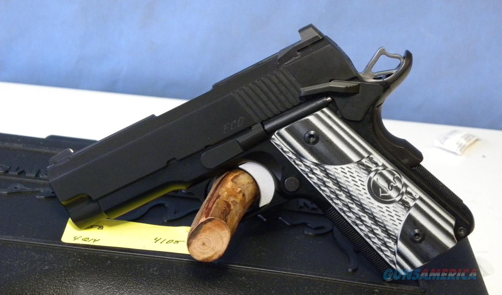 Dan Wesson ECO .45 ACP  Guns > Pistols > Dan Wesson Pistols/Revolvers > 1911 Style