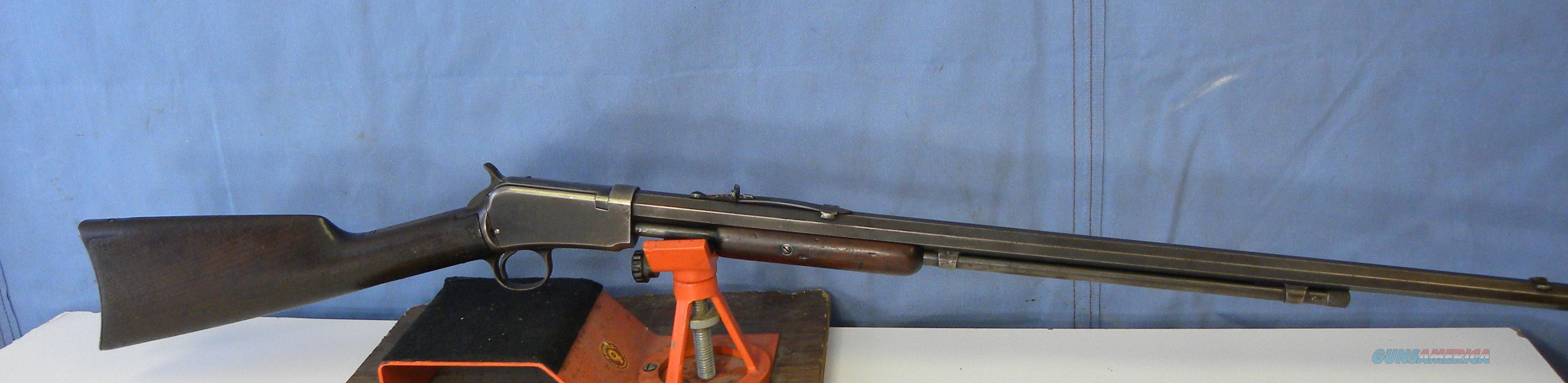 Winchester 1890 .22 WRF  Guns > Rifles > Winchester Rifles - Modern Pump
