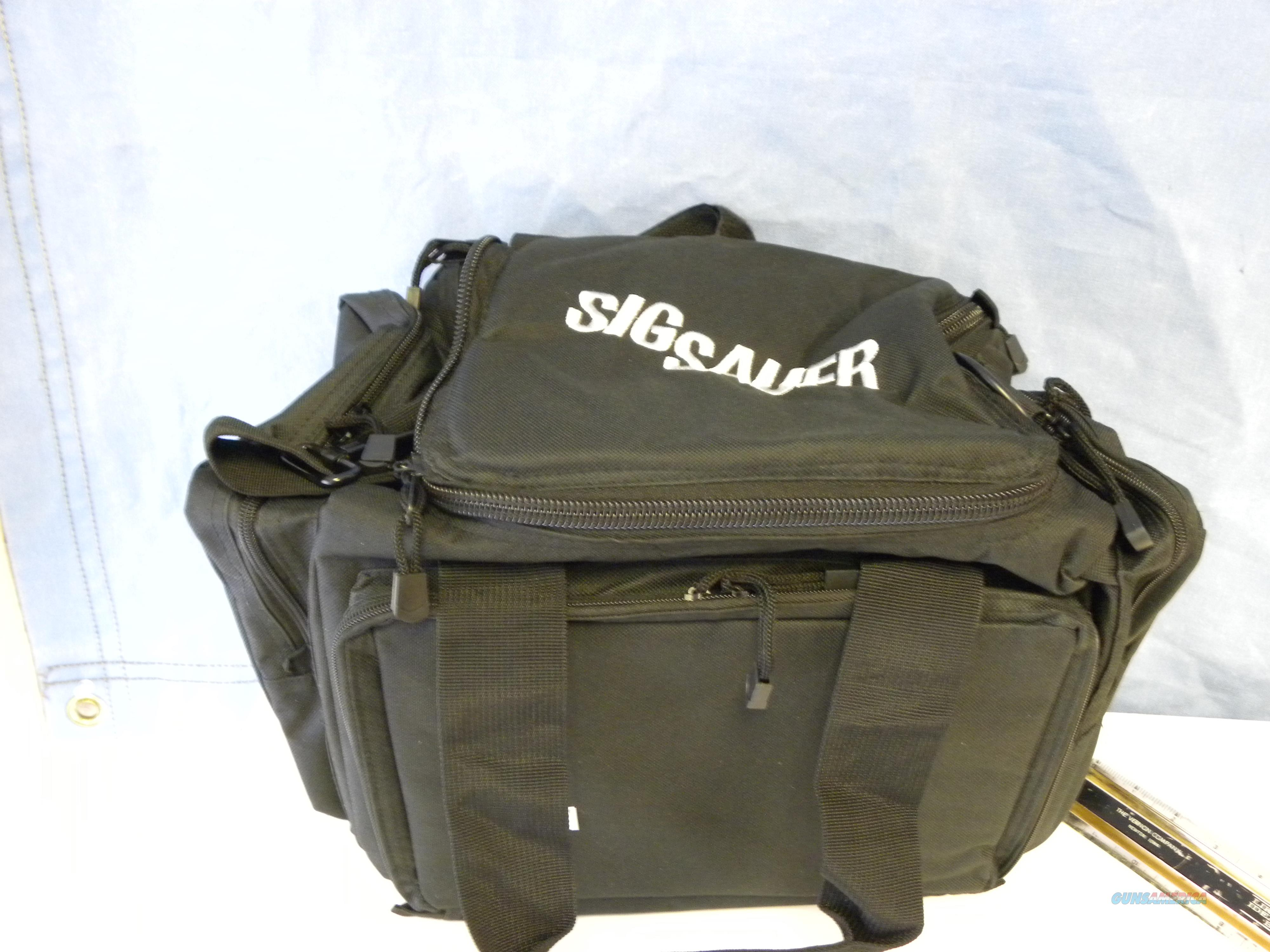 Sig Sauer Range Bag (smaller)  Non-Guns > Gun Cases