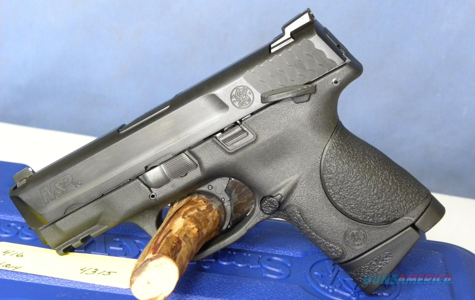 S&W M&P 9mm Compact 206304  Guns > Pistols > Smith & Wesson Pistols - Autos > Polymer Frame