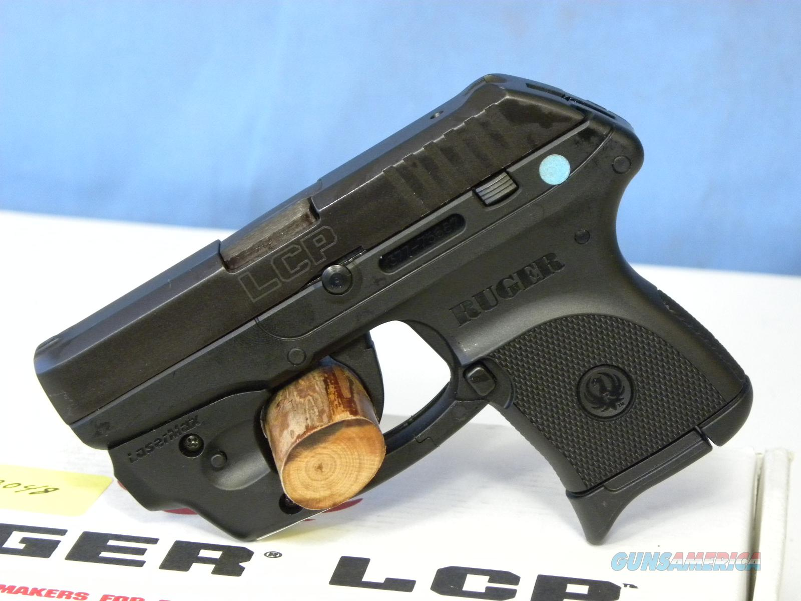 Ruger LCP Laser Max  Guns > Pistols > Ruger Semi-Auto Pistols > LCP