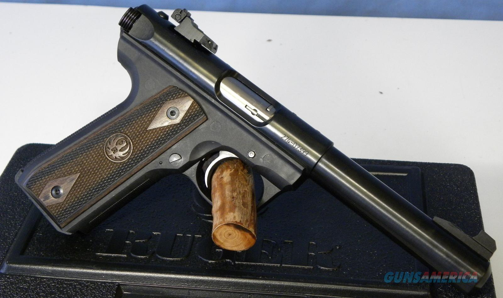 Ruger 22/45 MK III Target 10158  Guns > Pistols > Ruger Semi-Auto Pistols > 22/45