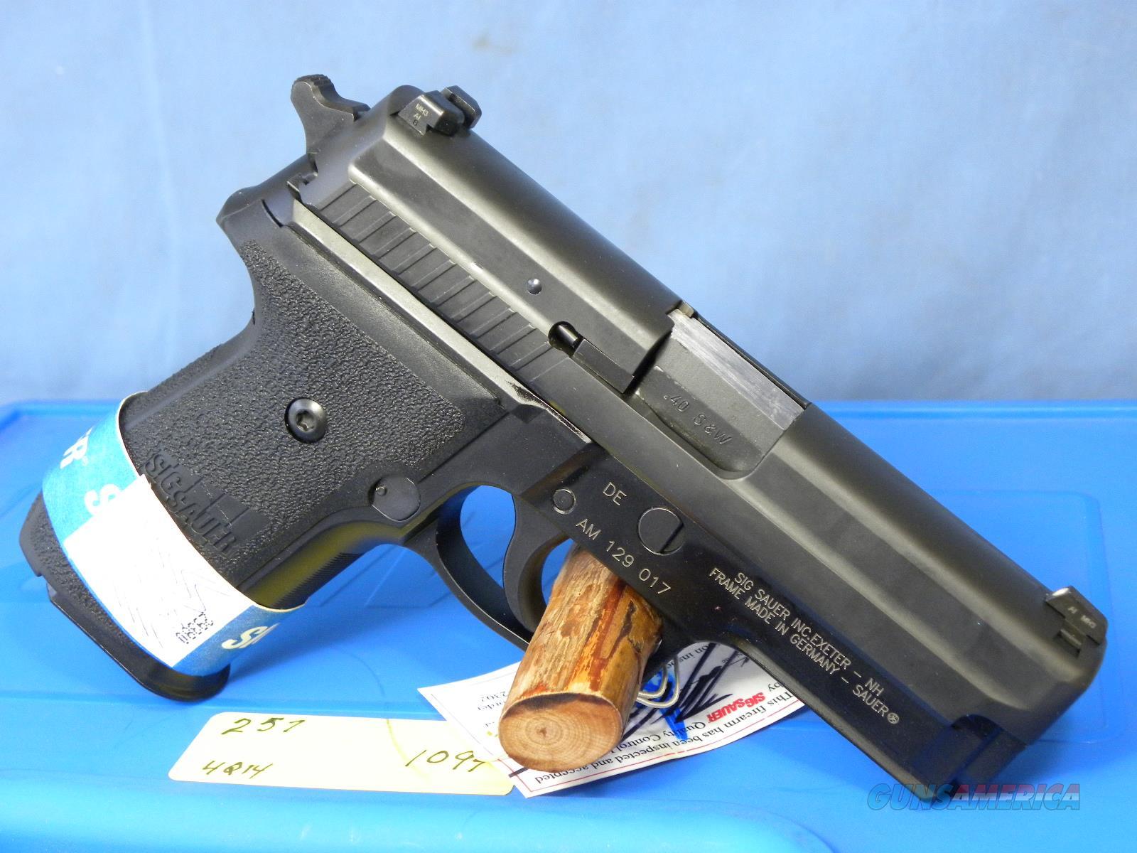 Sig Sauer 229R-40-BSS SRT   Guns > Pistols > Sig - Sauer/Sigarms Pistols > P229