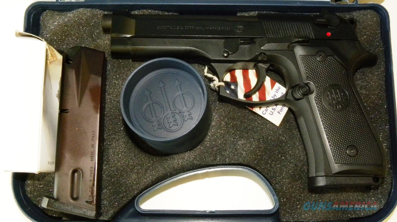 Beretta 92FS Made in USA  Guns > Pistols > Beretta Pistols > Model 92 Series