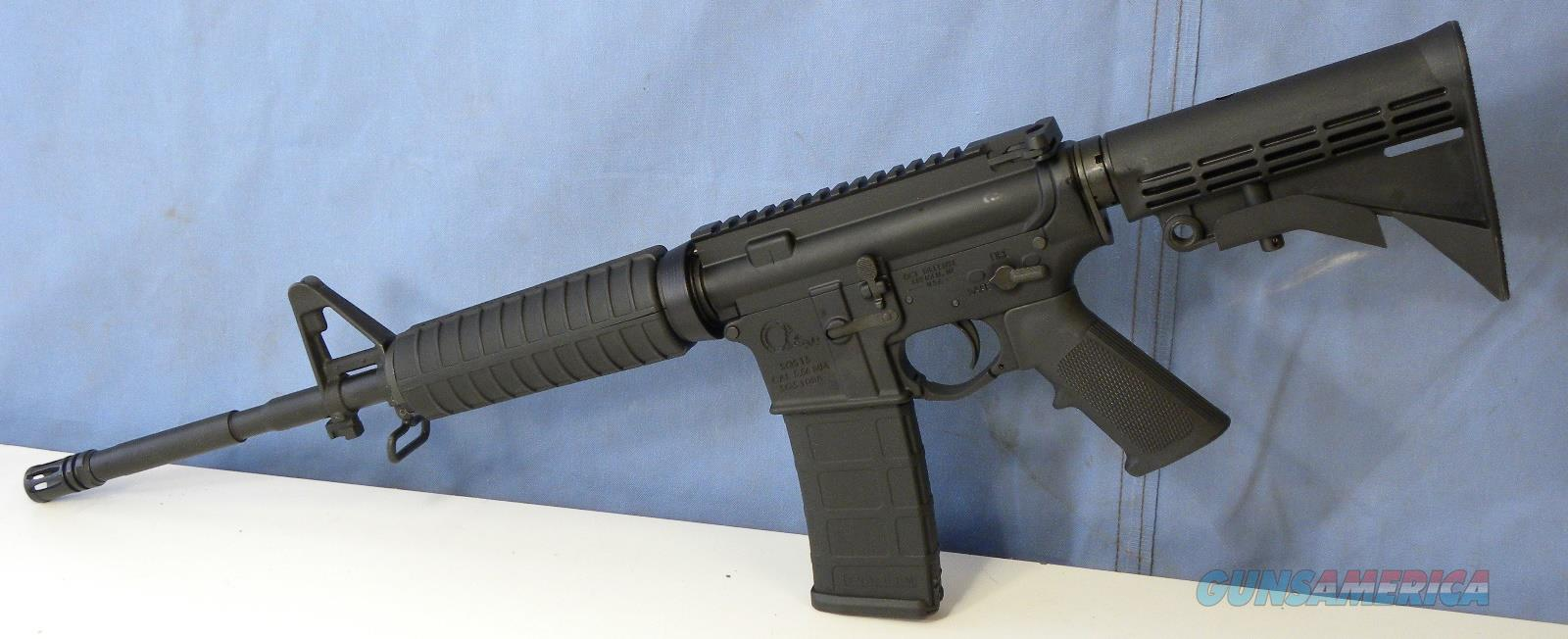 BCI Domestic Defense SQS15  Guns > Rifles > AR-15 Rifles - Small Manufacturers > Complete Rifle
