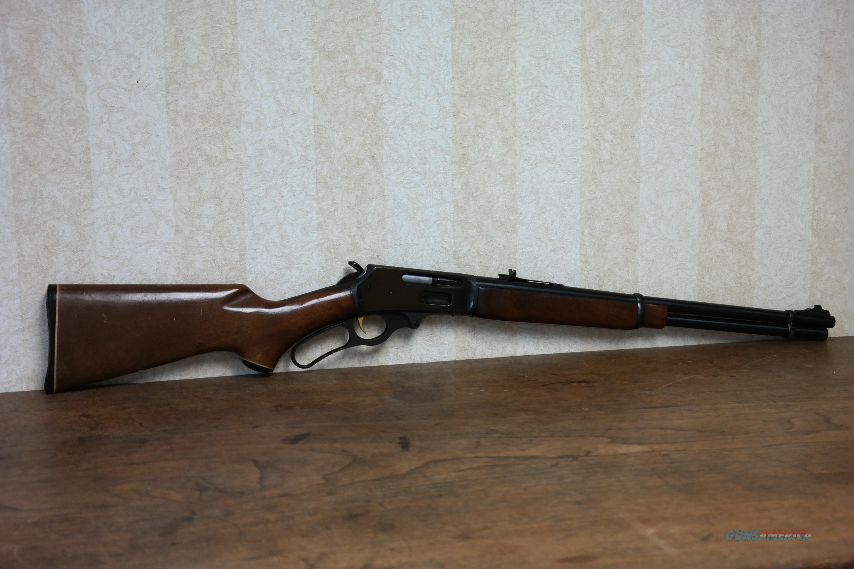 Marlin 336 .30-30 (1975 Manufacturing)  Guns > Rifles > Marlin Rifles > Modern > Lever Action