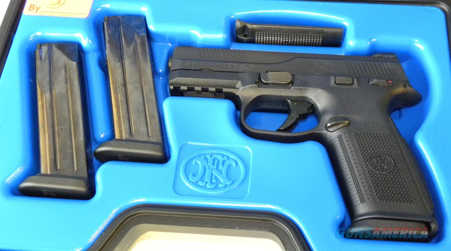 FN FNS 9mm  Guns > Pistols > FNH - Fabrique Nationale (FN) Pistols > FNS