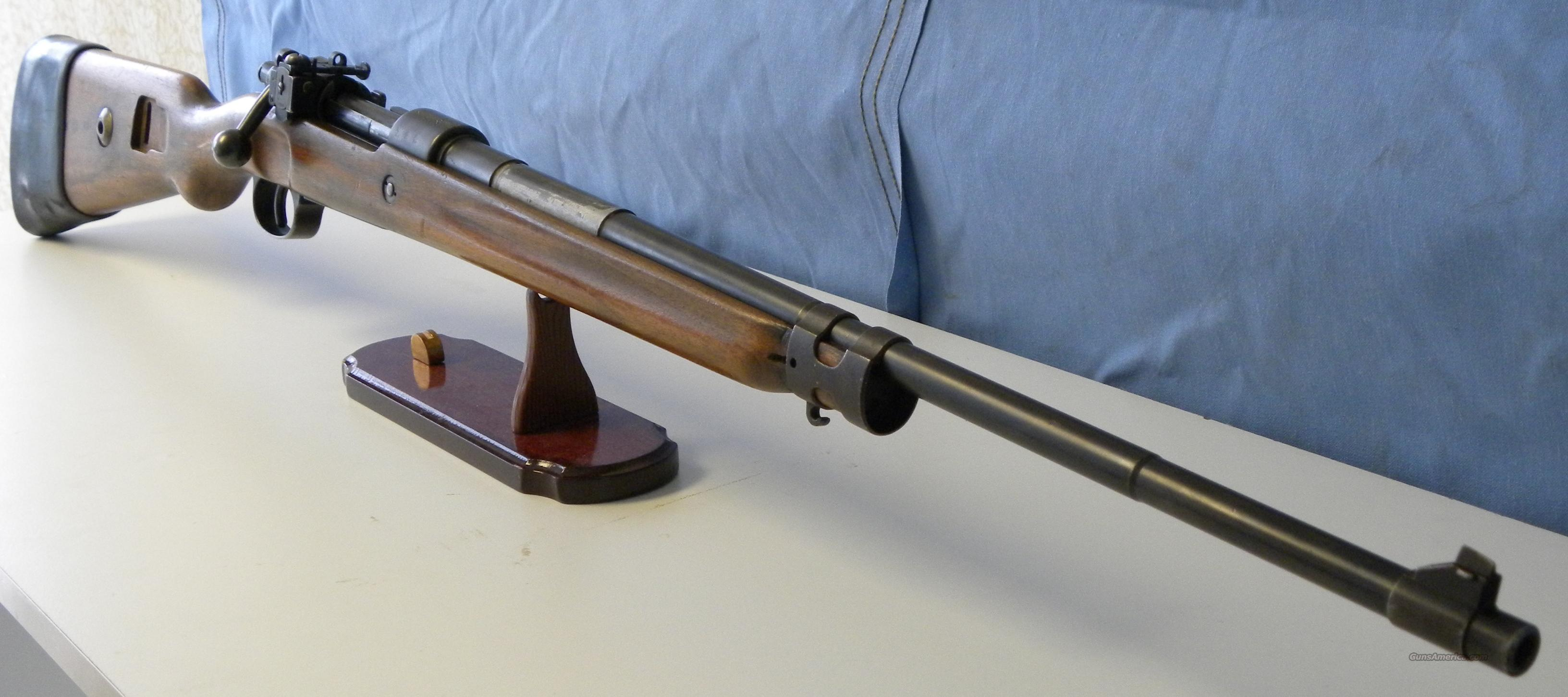 German Kar 98  Guns > Rifles > Mauser Rifles > German
