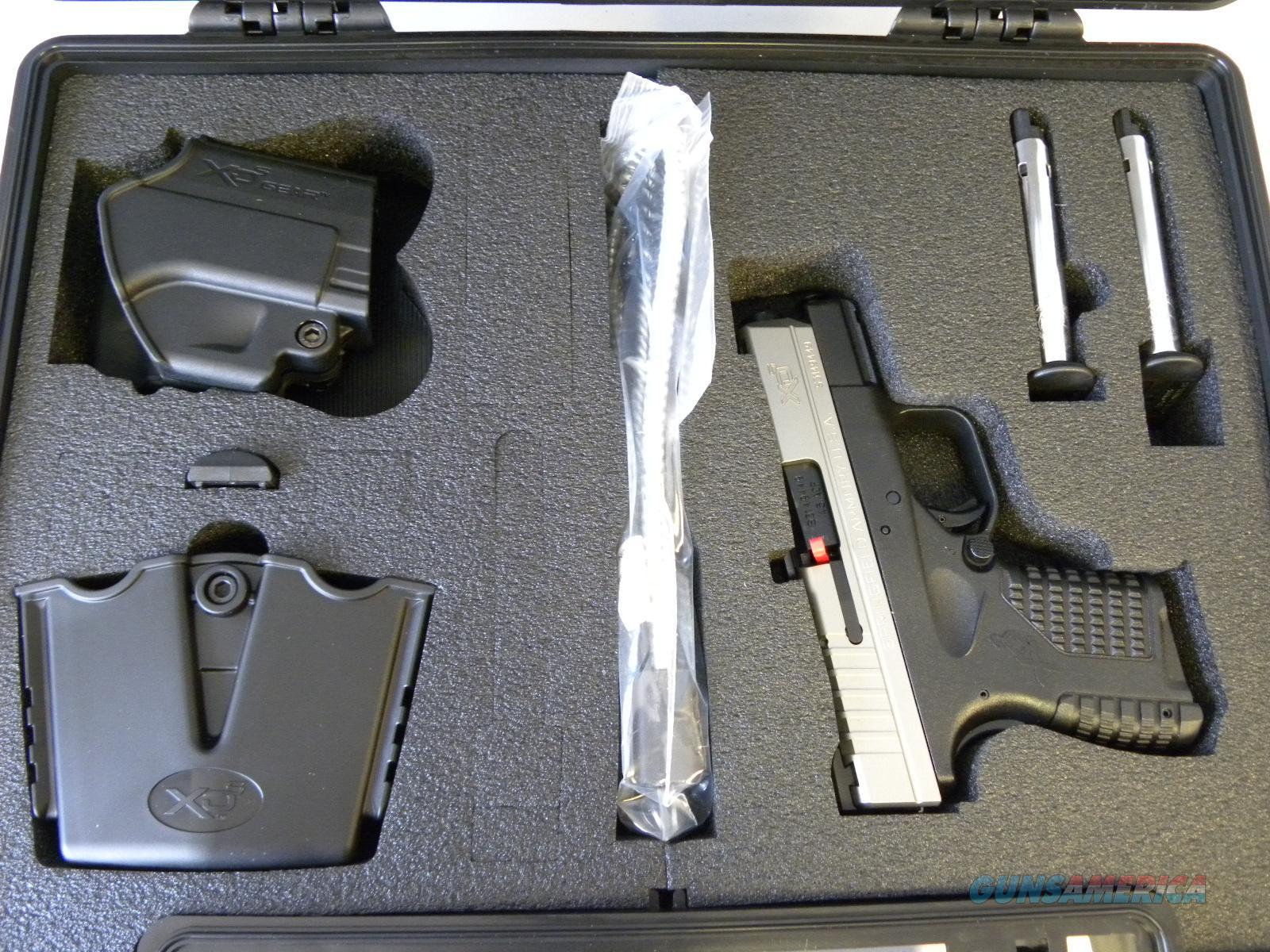 Springfield XD(S) .45 ACP SS  Guns > Pistols > Springfield Armory Pistols > XD-S