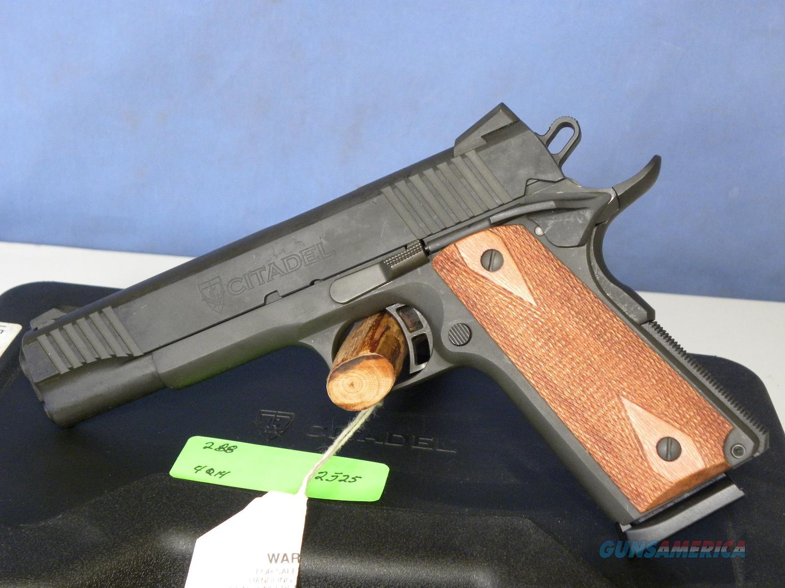 Citadel 1911 A1FS  Guns > Pistols > Citadel Pistols