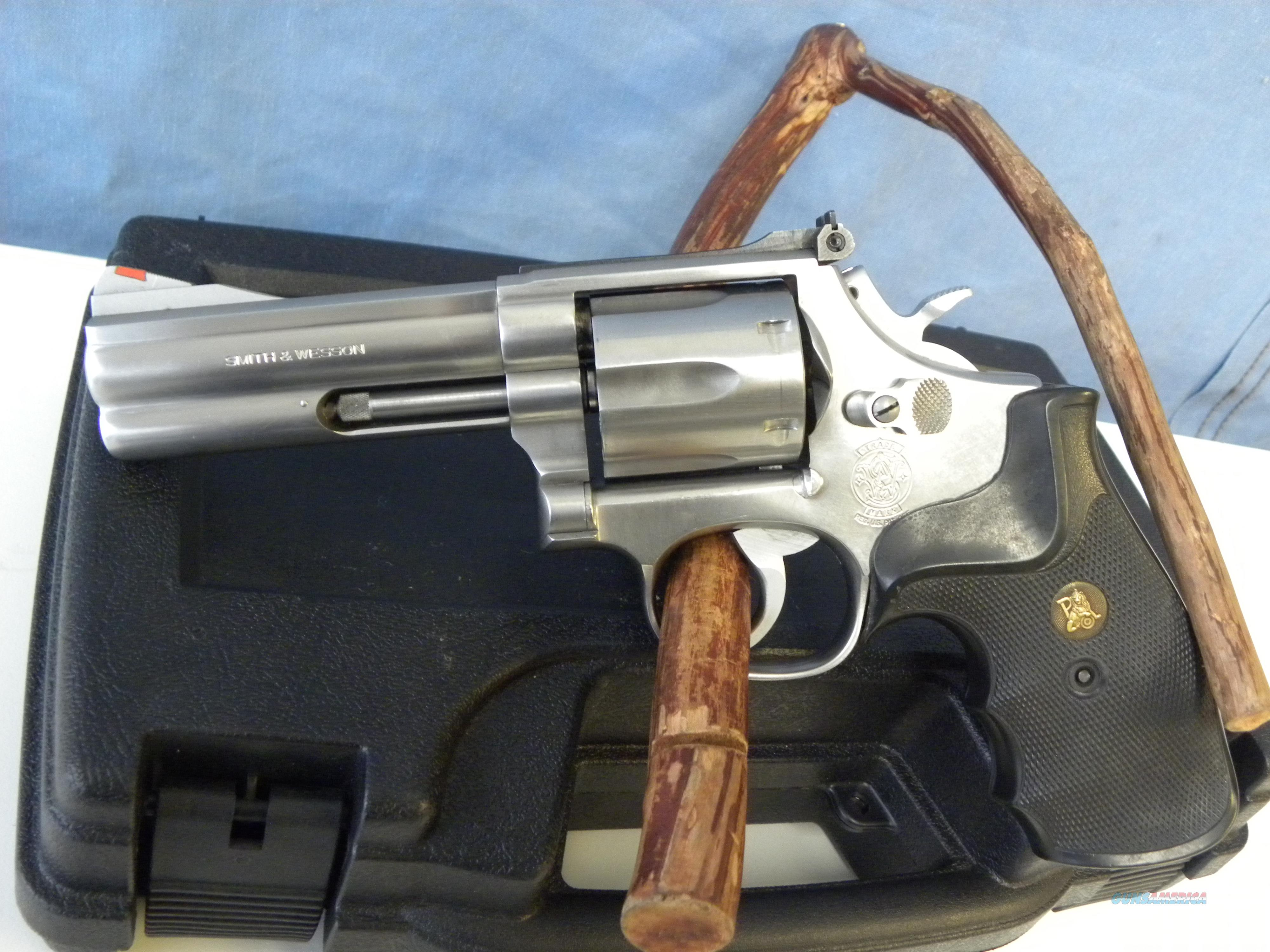 S&W 686  Guns > Pistols > Smith & Wesson Revolvers > Med. Frame ( K/L )