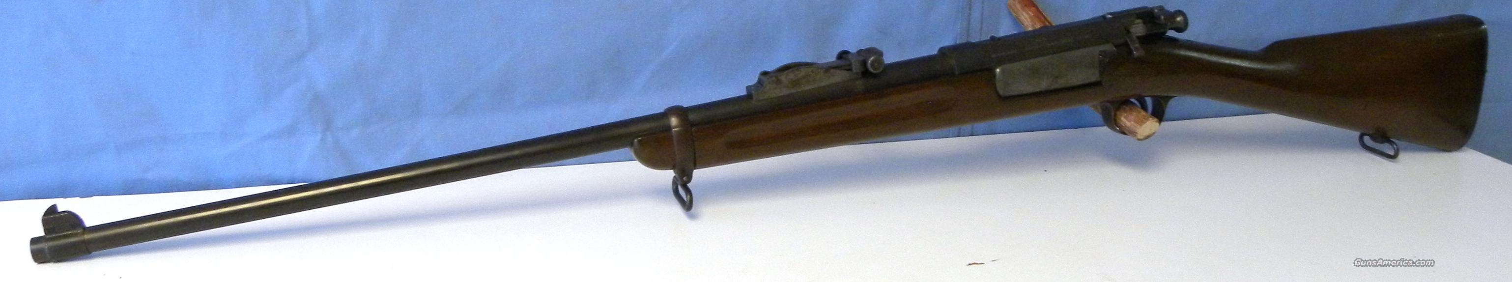 Springfield 1898 Krag .30-40  Guns > Rifles > Military Misc. Rifles US > Krag-Jorgenson