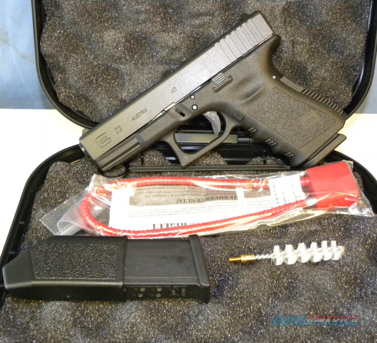 Glock 23 Gen 3  Guns > Pistols > Glock Pistols > 23
