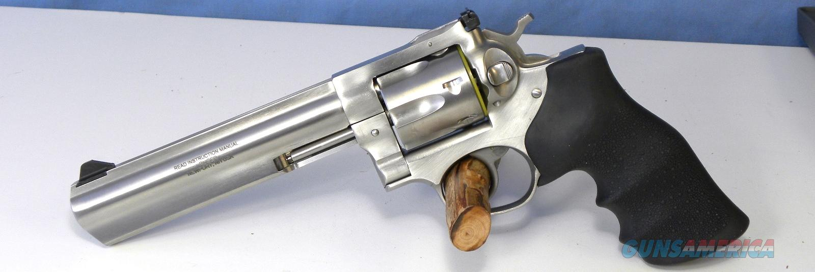 Ruger GP100 SS 1707  Guns > Pistols > Ruger Double Action Revolver > GP100