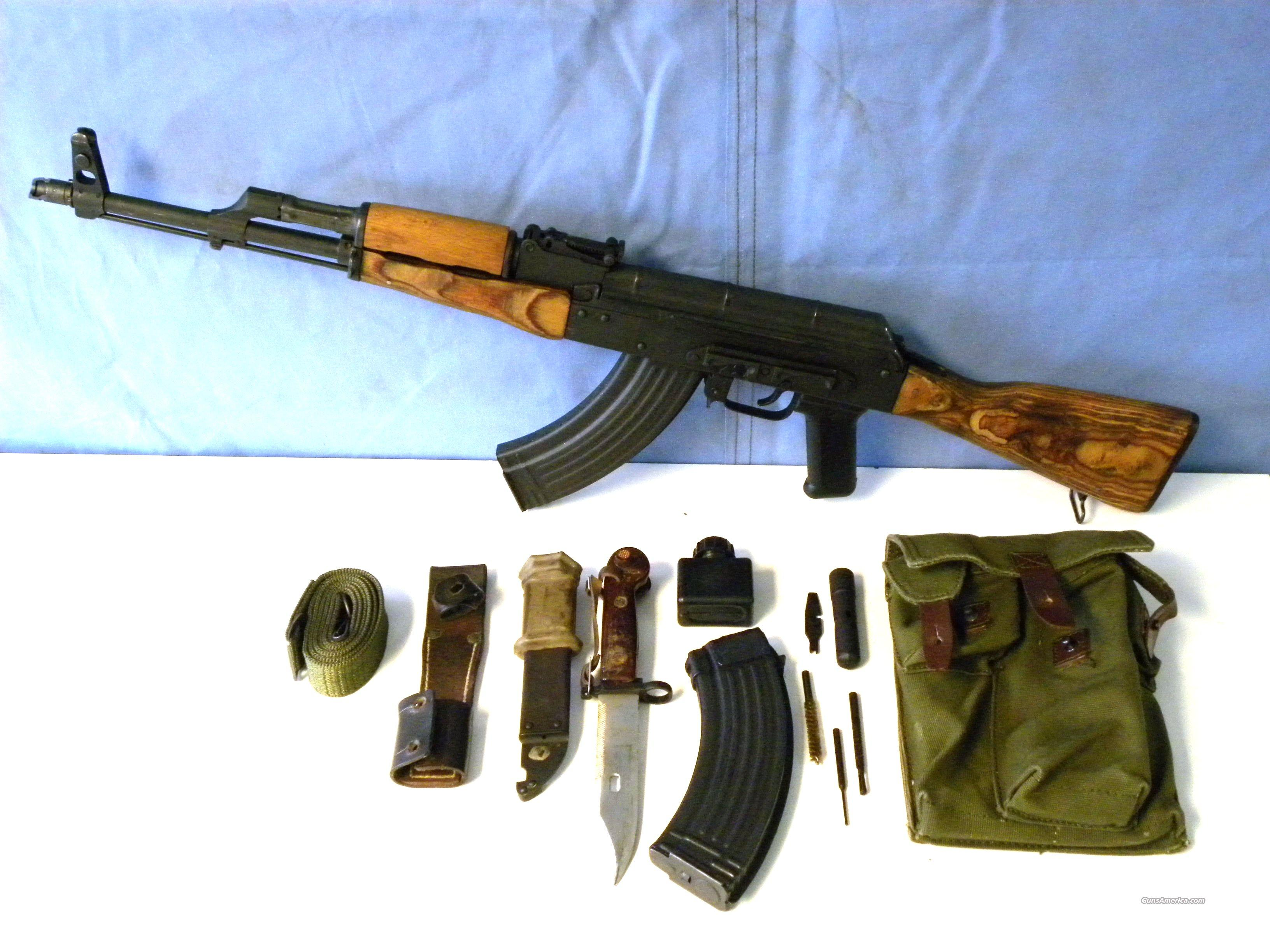 C.A.I. WASR 10/63 AK-47  Guns > Rifles > Century International Arms - Rifles > Rifles