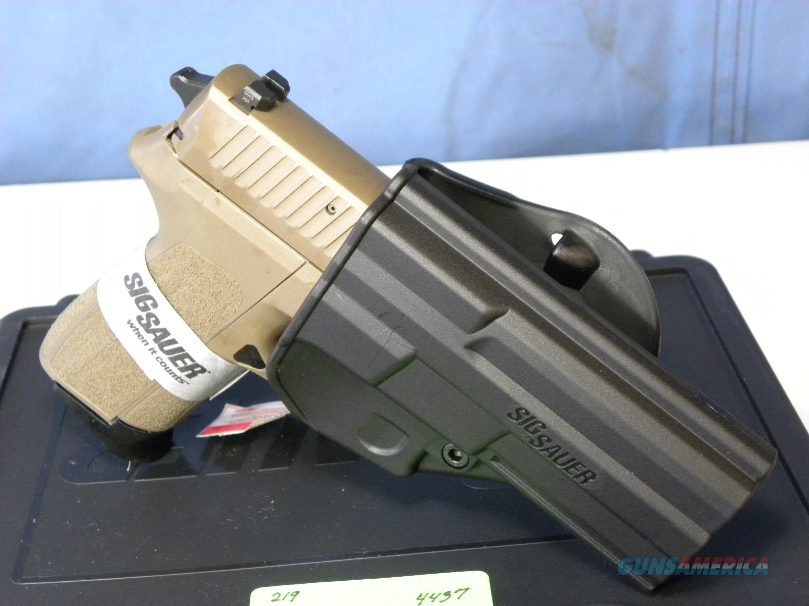 Sig Sauer E2022-9-FDE  Guns > Pistols > Sig - Sauer/Sigarms Pistols > 2022