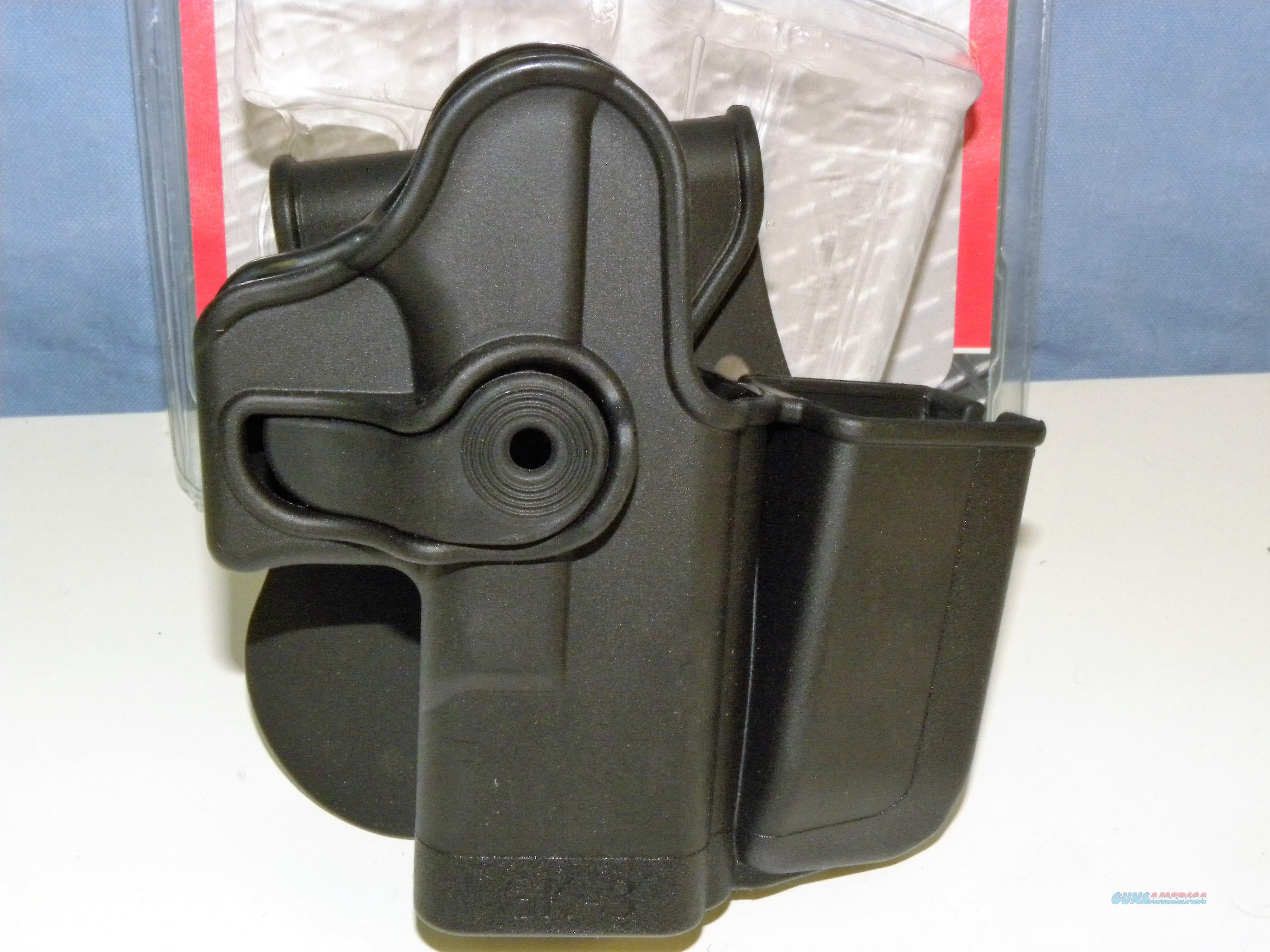 iTAC GK-3 Glock Paddle Holster w/ mag pouch  Non-Guns > Holsters and Gunleather > Large Frame Auto