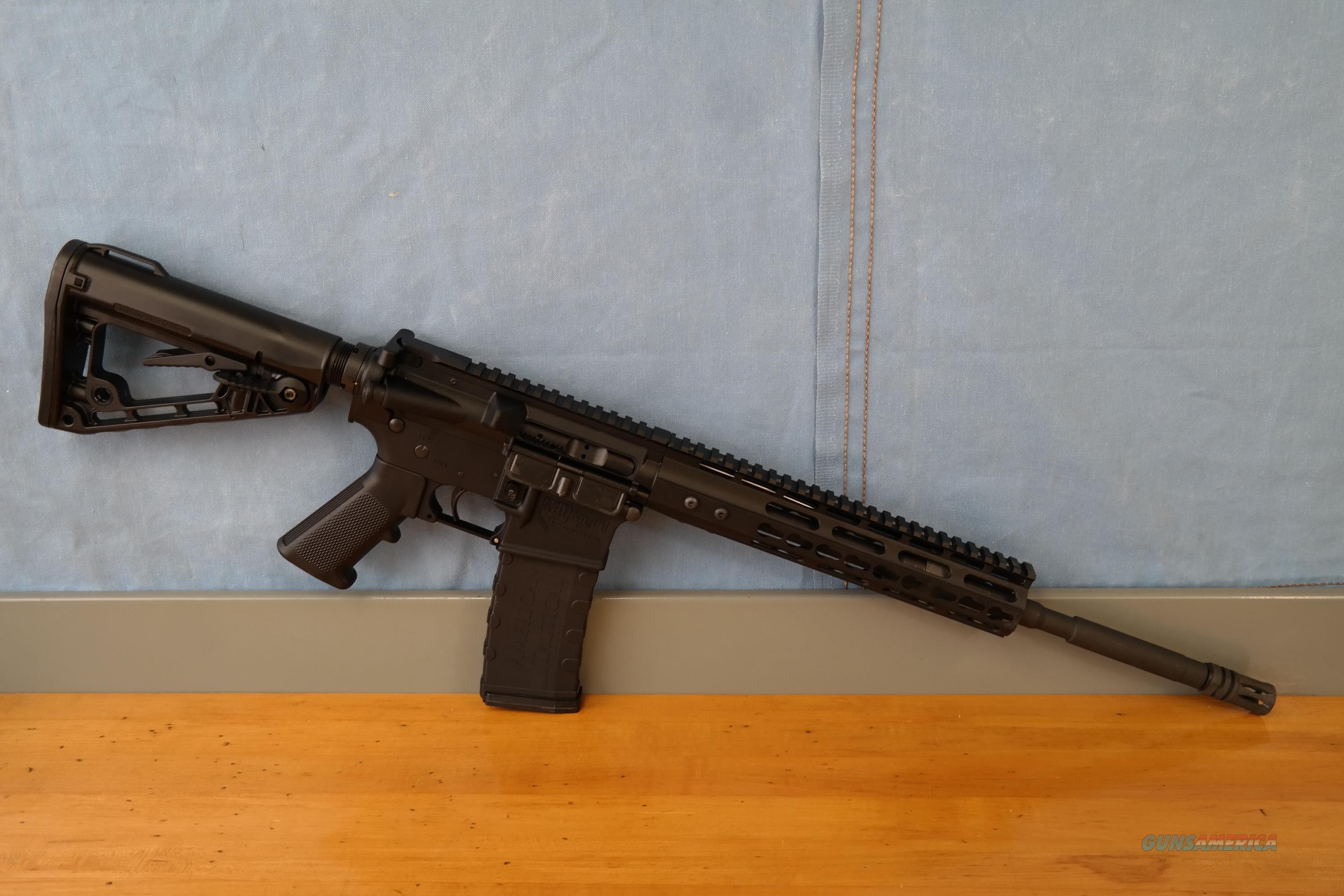 ATI MilSport 5.56 AR15 w/ Keymod  Guns > Rifles > American Tactical Imports Rifles