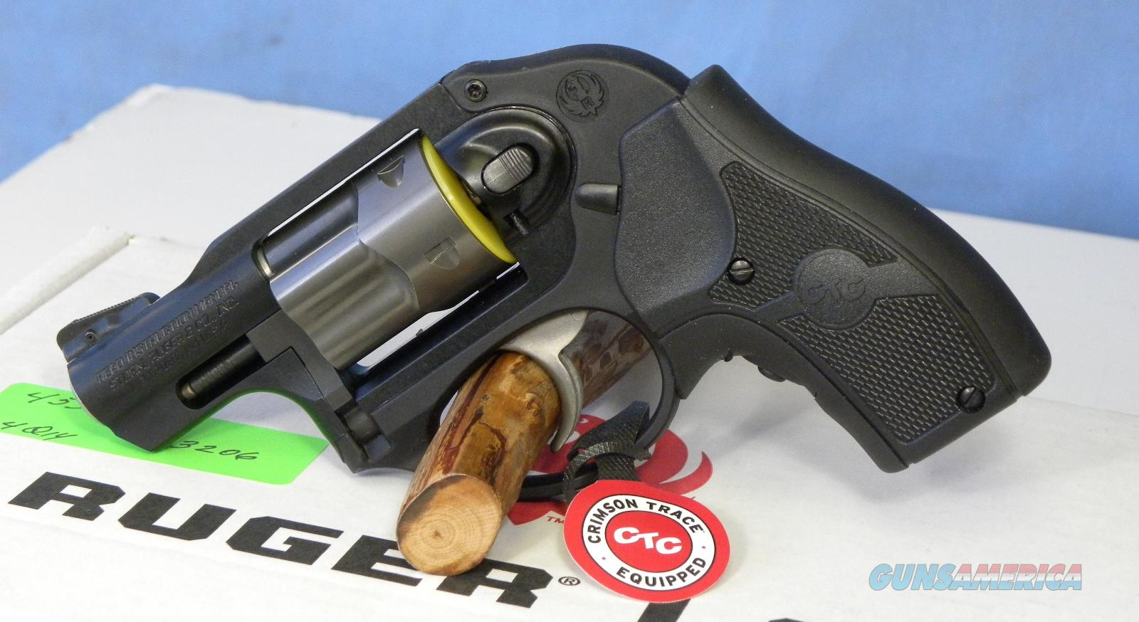 Ruger LCR Crimson Trace 5402  Guns > Pistols > Ruger Double Action Revolver > LCR