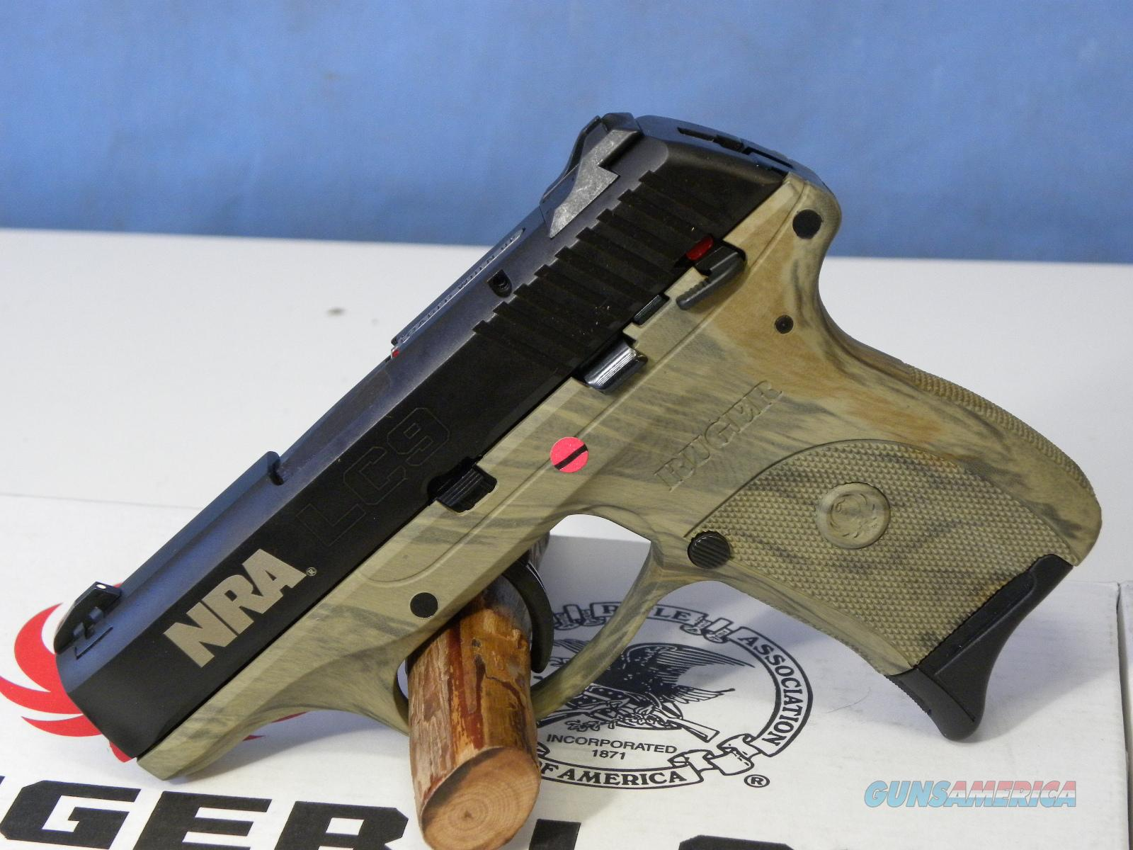 Ruger LC9 NRA 3214  Guns > Pistols > Ruger Semi-Auto Pistols > LC9