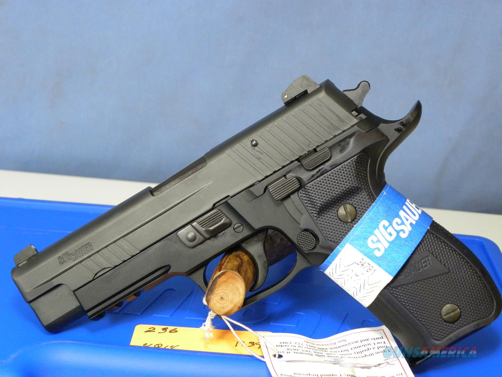 Sig Sauer 226R-40-DSE Elite  Guns > Pistols > Sig - Sauer/Sigarms Pistols > P226