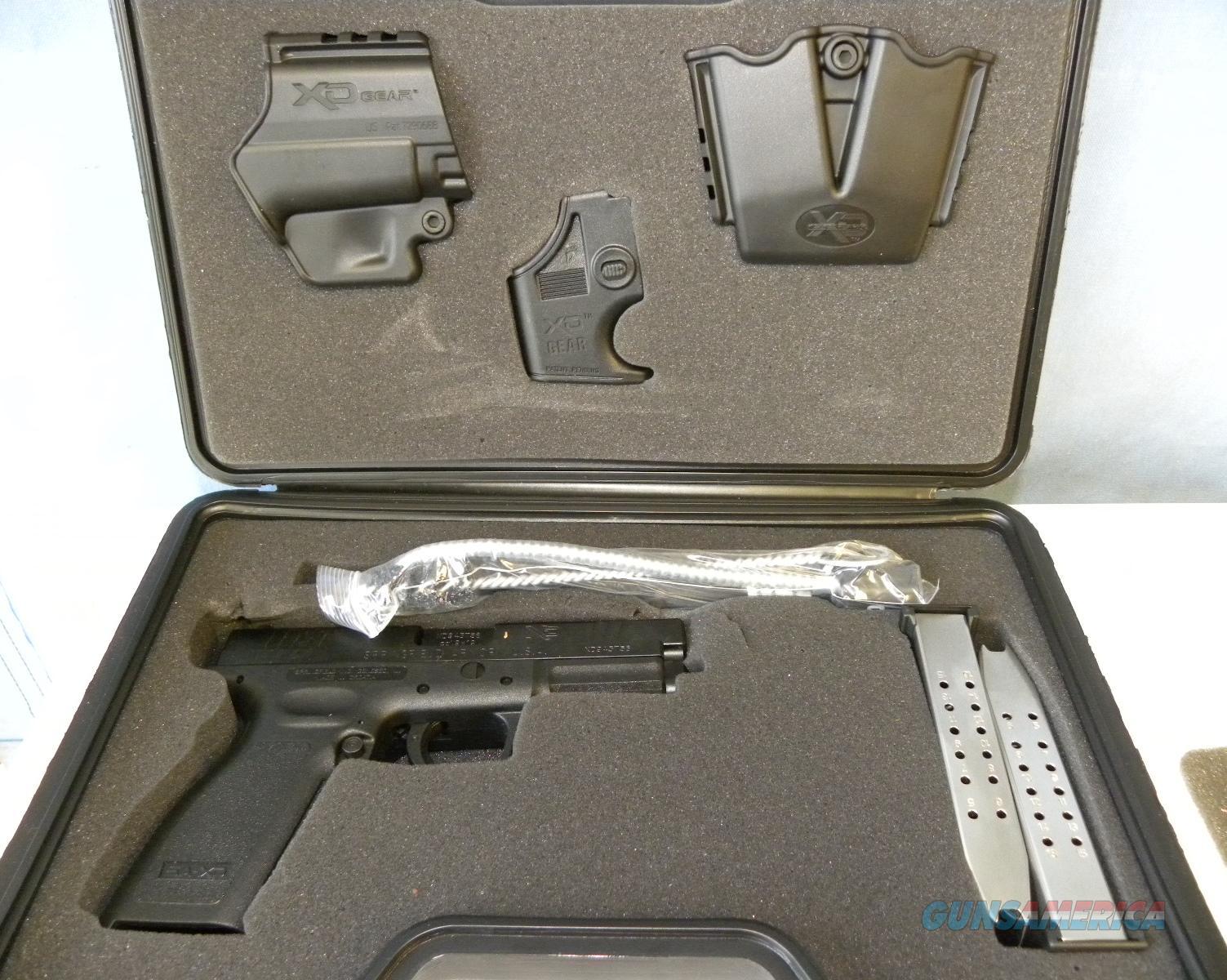 Springfield XD-9  Guns > Pistols > Springfield Armory Pistols > XD (eXtreme Duty)