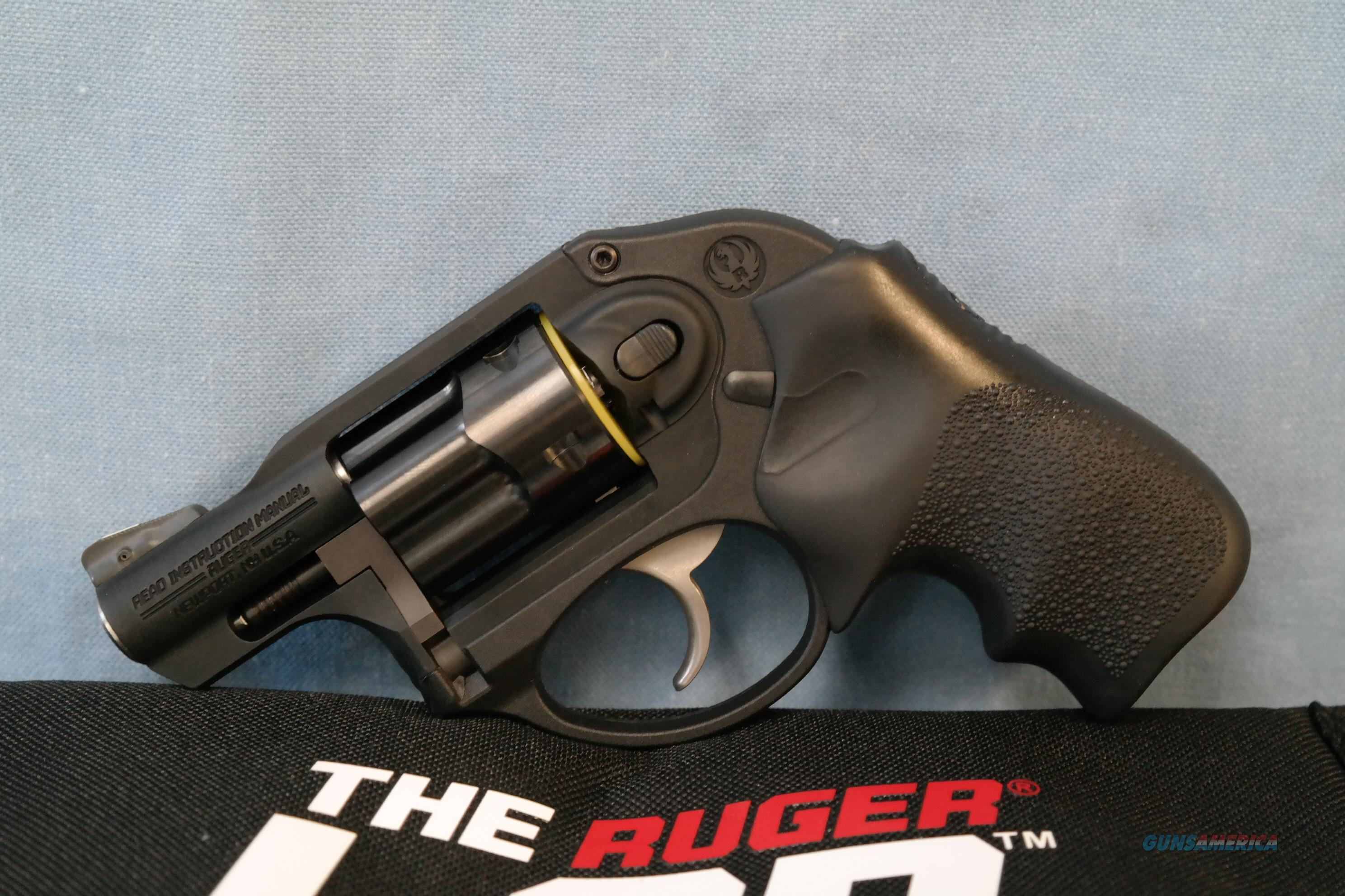Ruger LCR .38 Special +P 05401  Guns > Pistols > Ruger Double Action Revolver > LCR