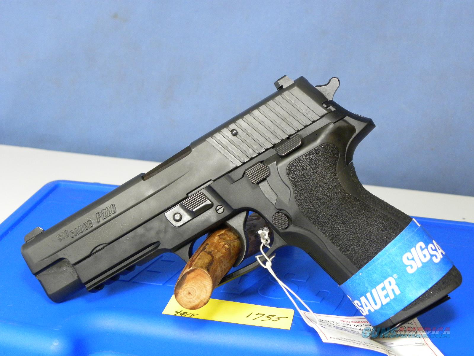 Sig Sauer 226R-9-BSS-E2  Guns > Pistols > Sig - Sauer/Sigarms Pistols > P226