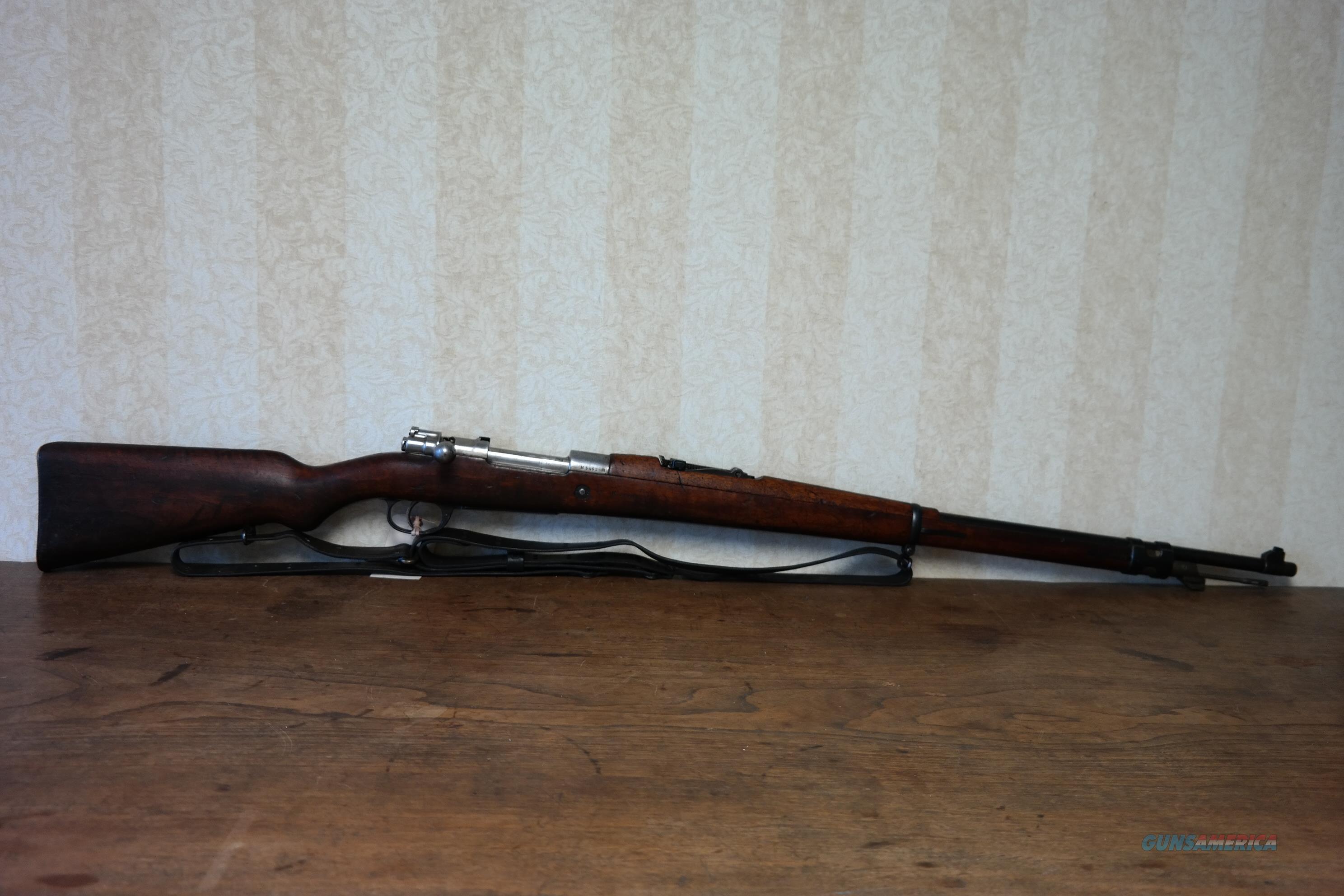 Argentine 1909 DWM Mauser Matching Numbers  Guns > Rifles > Mauser Rifles > German