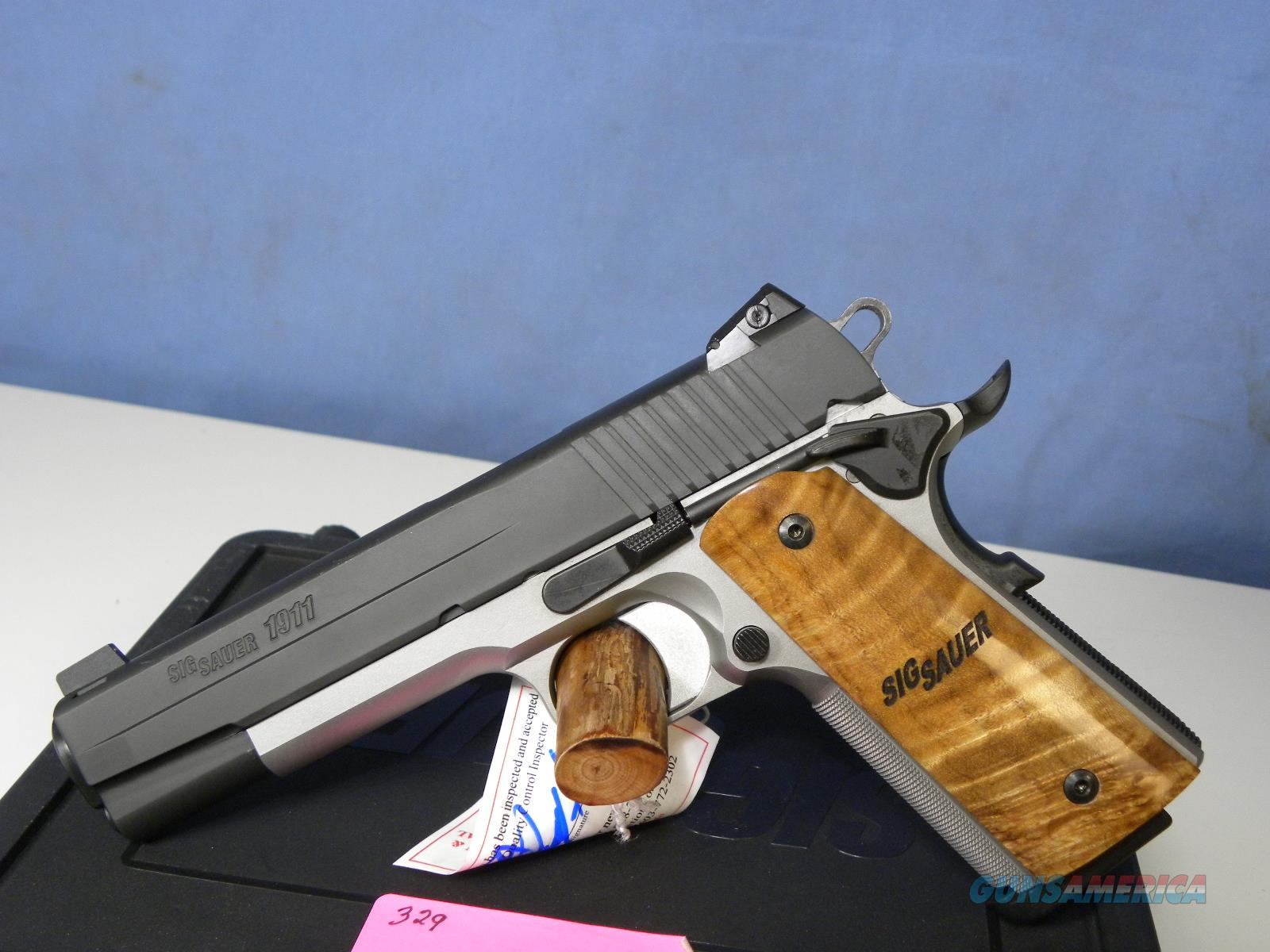 Sig Sauer 1911-45-TTT  Guns > Pistols > Sig - Sauer/Sigarms Pistols > 1911