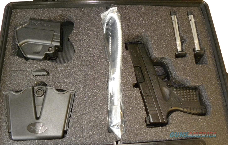 Springfield XD(S) .45 ACP  Guns > Pistols > Springfield Armory Pistols > XD-S