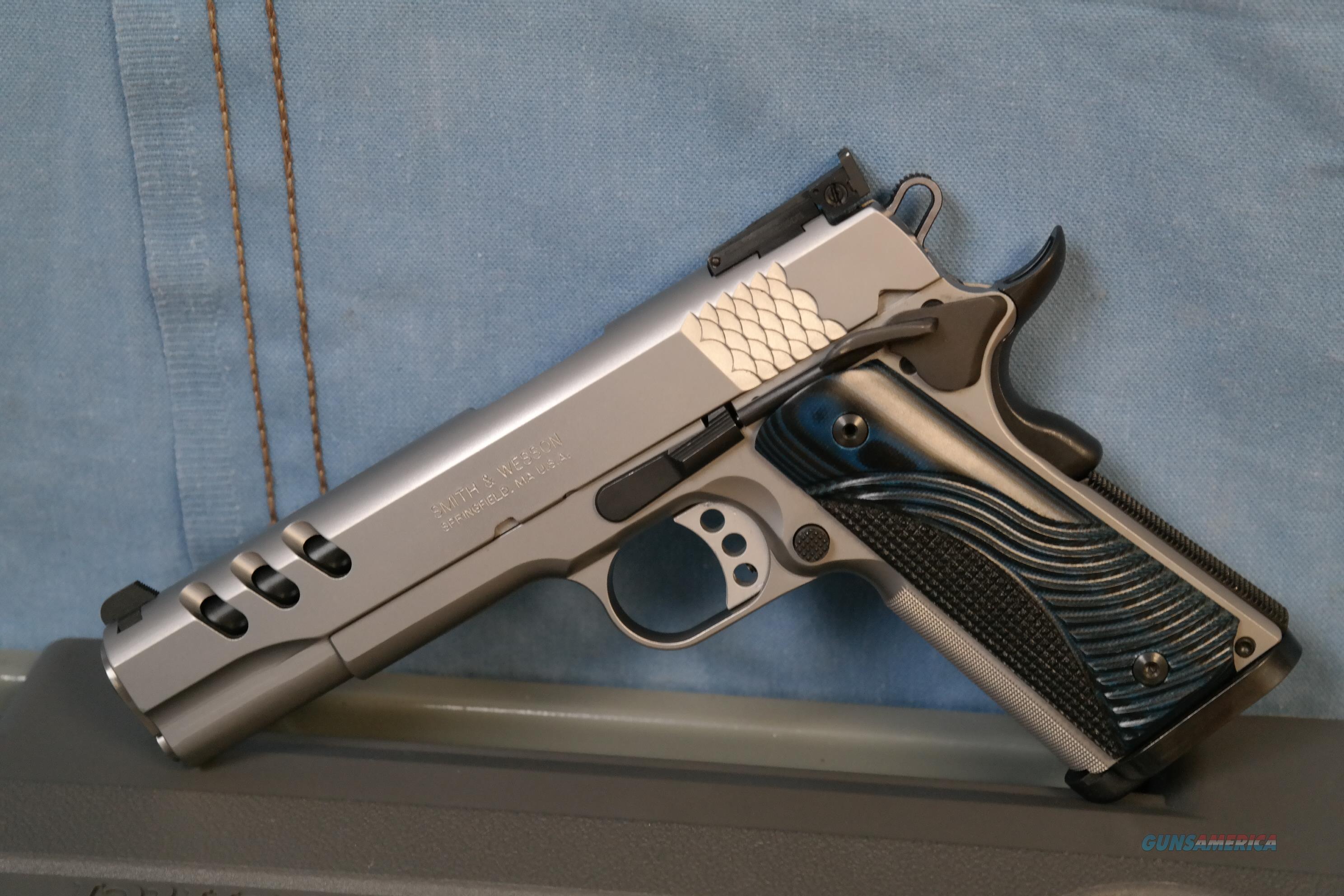 S&W 170343 Performance Center 1911 Ported Slide  Guns > Pistols > Smith & Wesson Pistols - Autos > Steel Frame