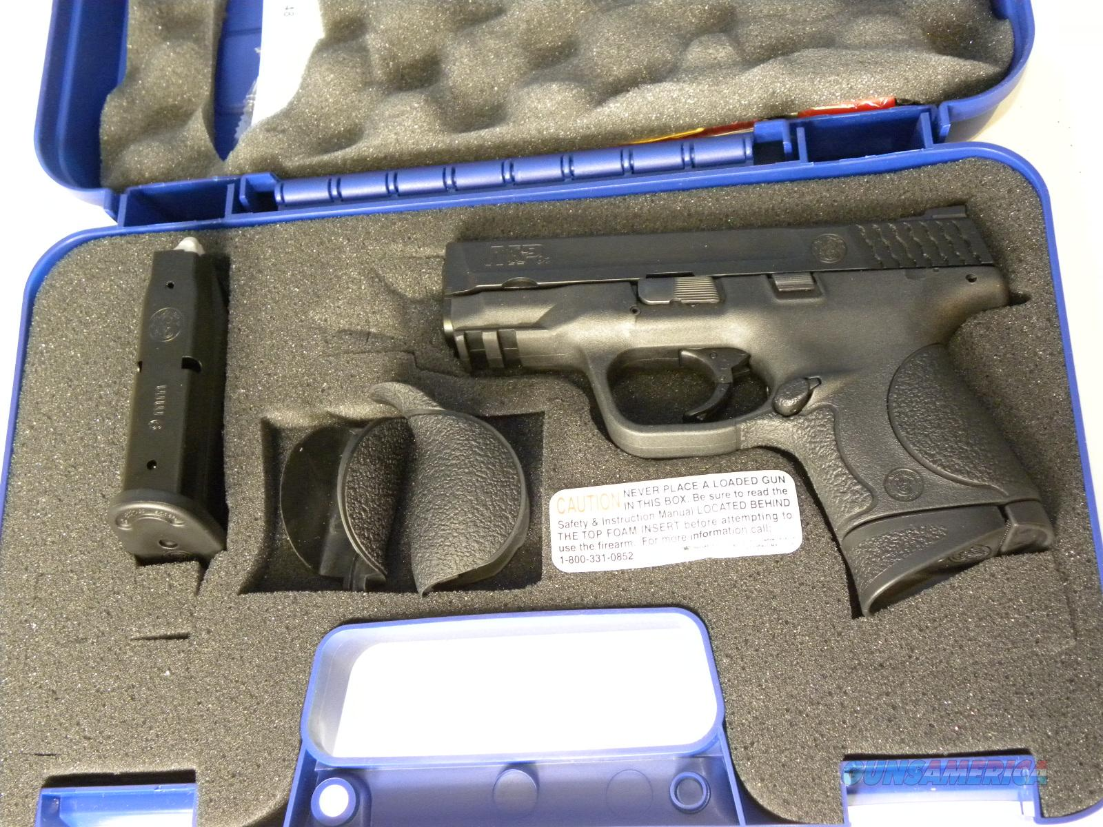 S&W M&P 9mm Compact 209304  Guns > Pistols > Smith & Wesson Pistols - Autos > Polymer Frame