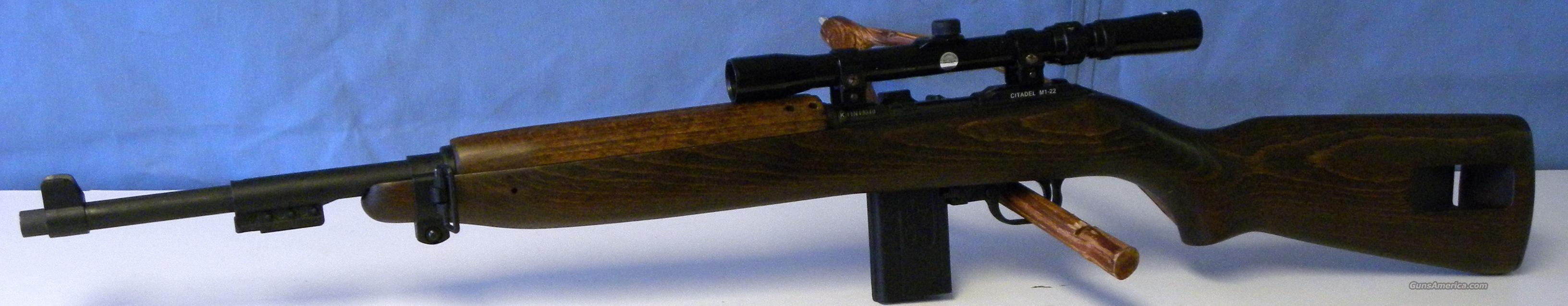 Chiappa M1-22  Guns > Rifles > Chiappa / Armi Sport Rifles > .22 Cal Rifles