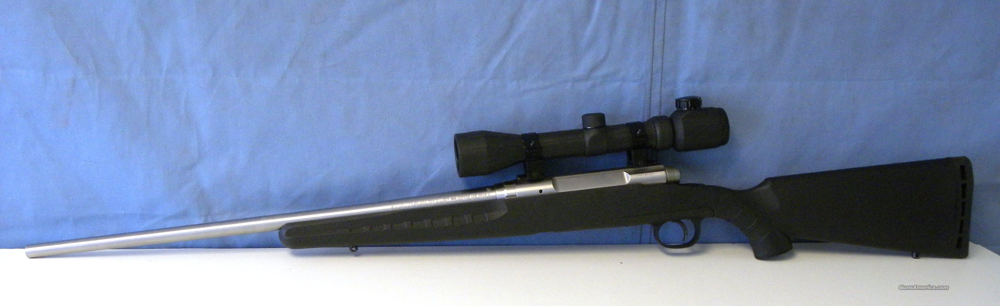 Savage Axis SS 22-250  Guns > Rifles > Savage Rifles > Standard Bolt Action > Sporting