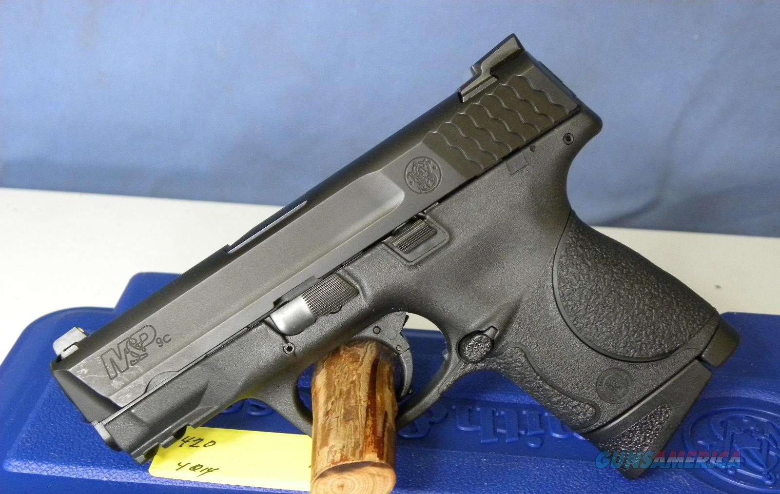 S&W M&P 9mm Compact TALO  Guns > Pistols > Smith & Wesson Pistols - Autos > Polymer Frame