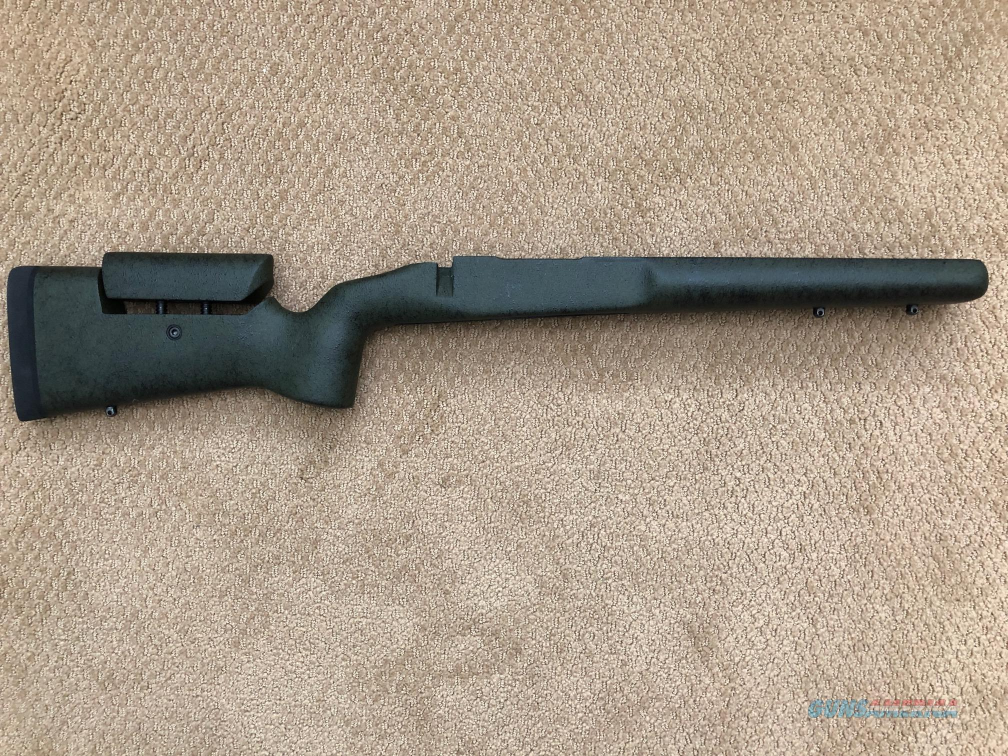 New Bell & Carlson Fiberglass Tactical Varmint Stock for Howa / Wby Vanguard Short Action  Non-Guns > Gun Parts > Stocks > Polymer