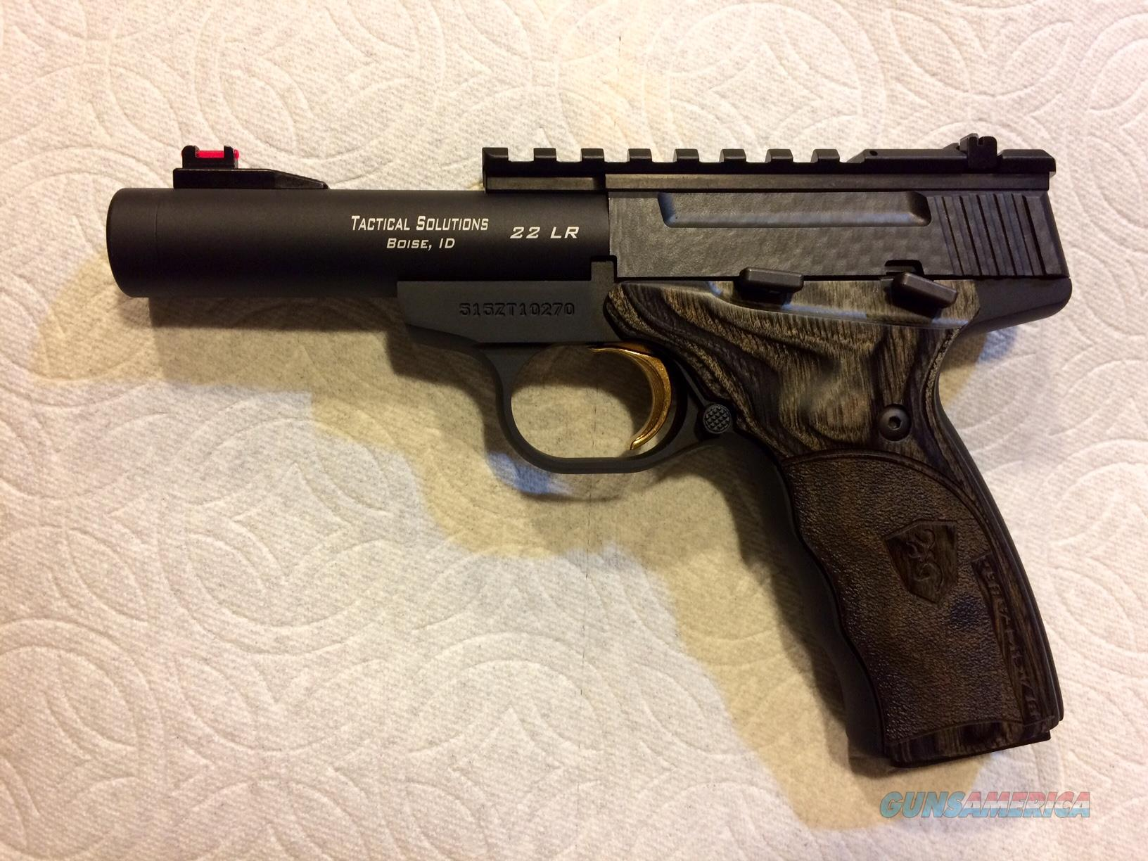 Browning Buckmark Black Label Custom!  NEW  Guns > Pistols > Browning Pistols > Buckmark